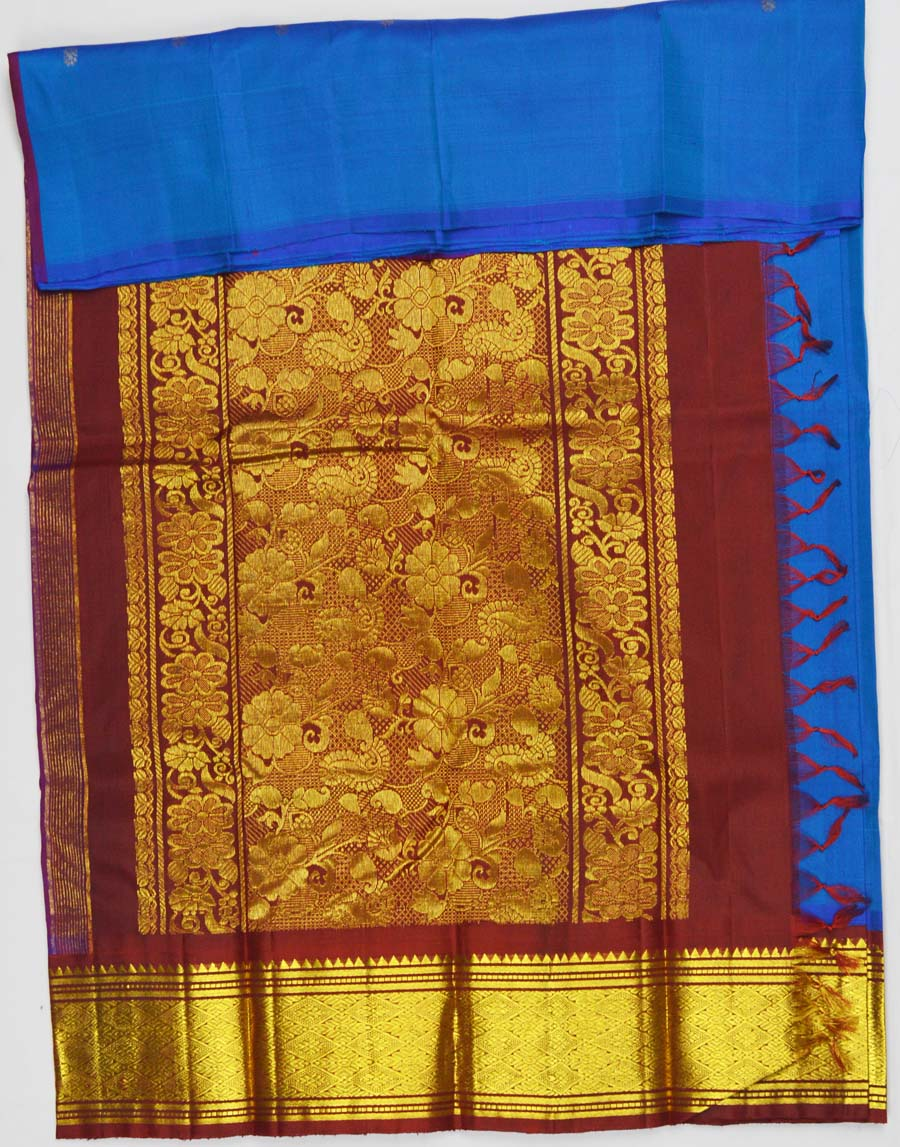 Temple Saree 5278