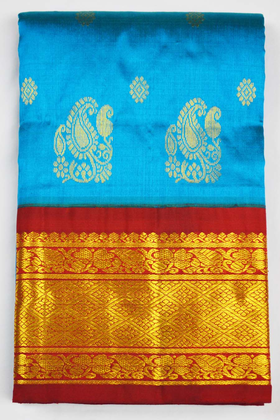 Temple Saree 5279