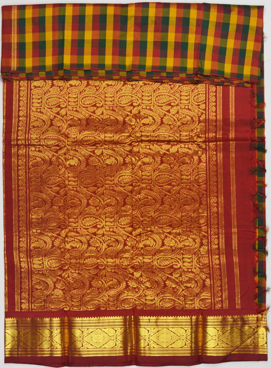 Temple Saree 5349