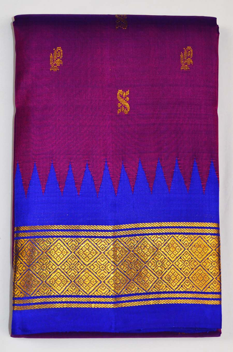 Temple Saree 5350