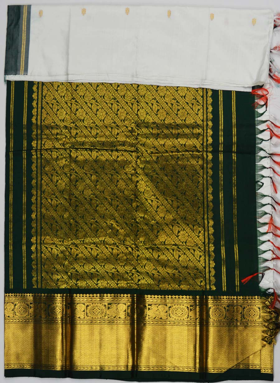 Temple Saree 5354