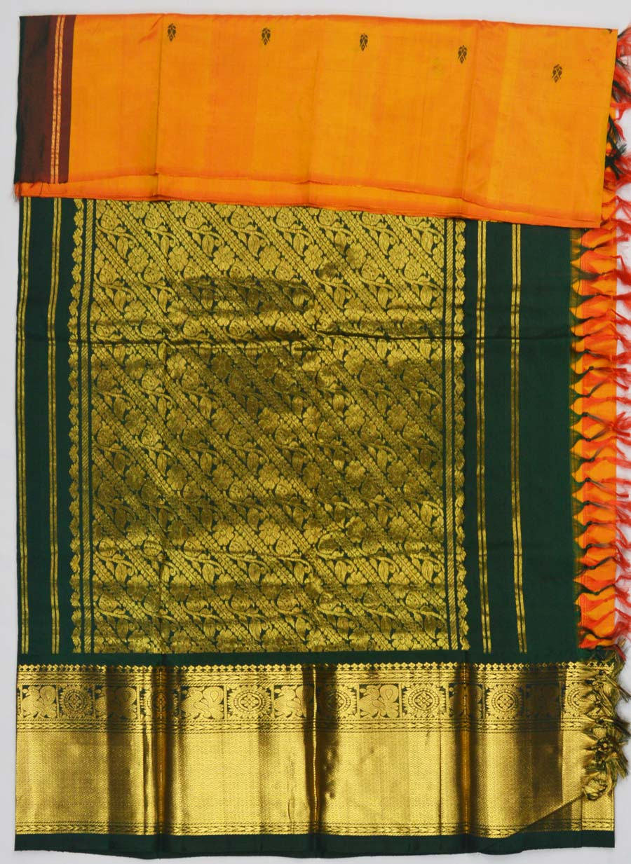 Temple Saree 5356