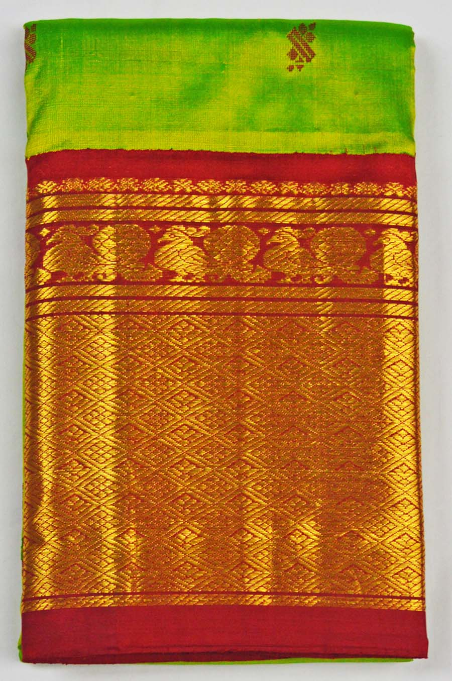 Temple Saree 5357