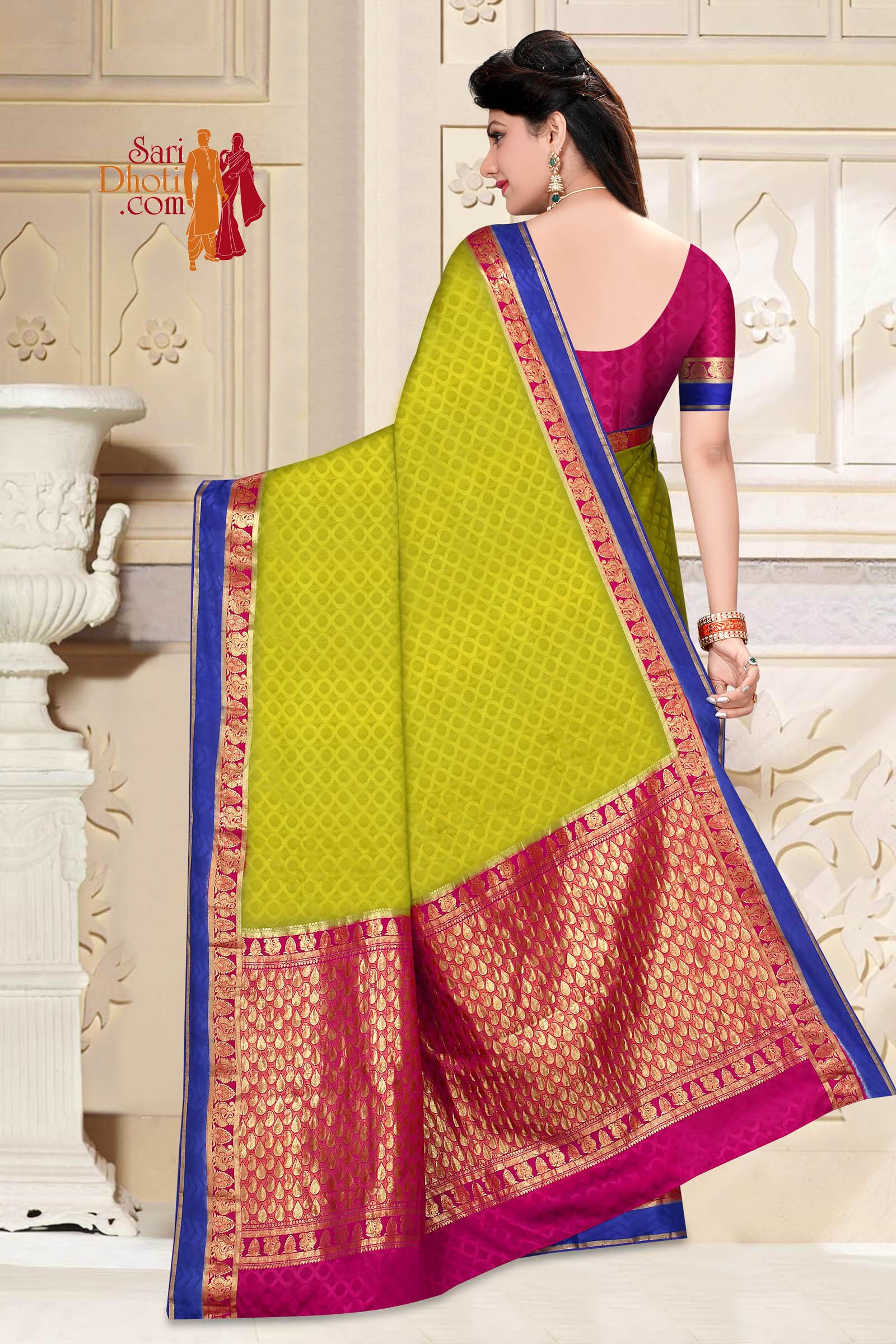 Mysore Silk 5876