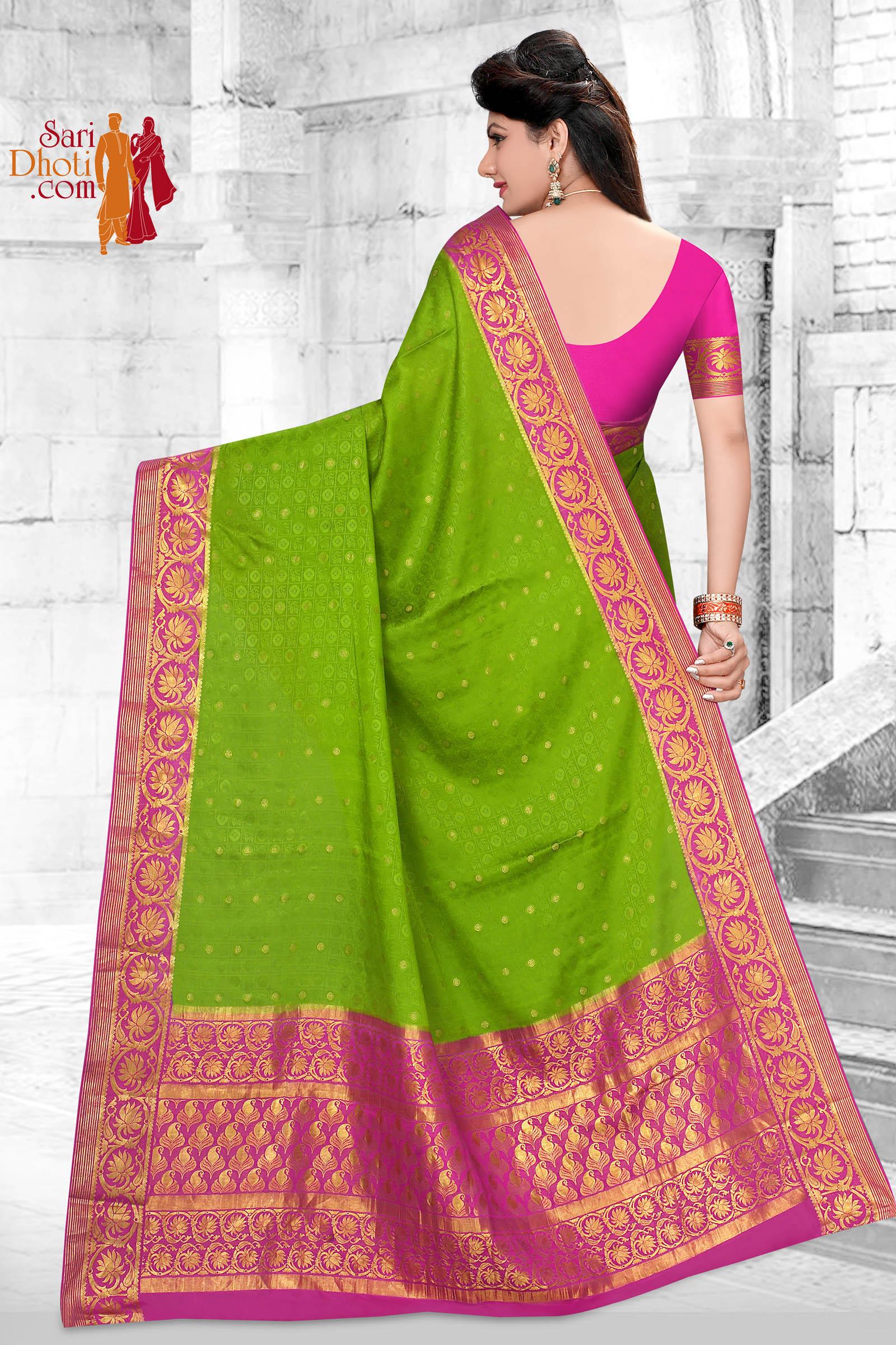 Mysore Silk 5878