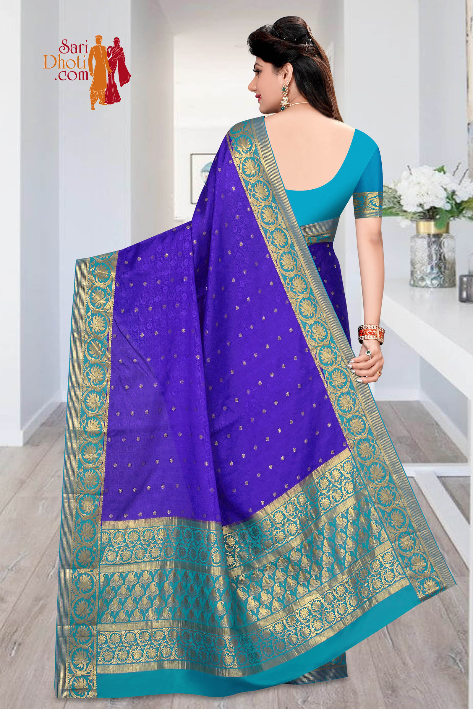 Mysore Silk 5879