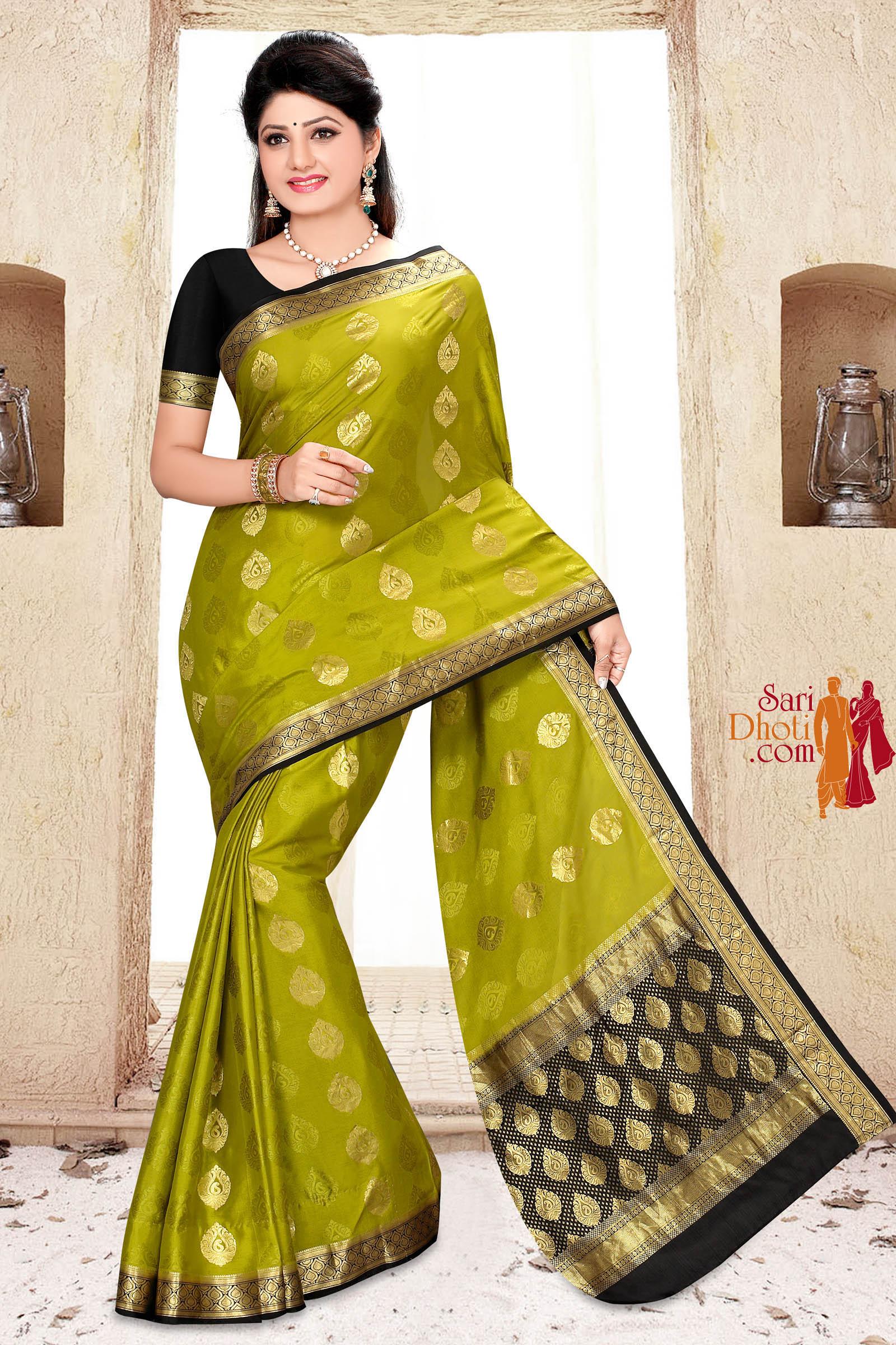Mysore Silk 5885