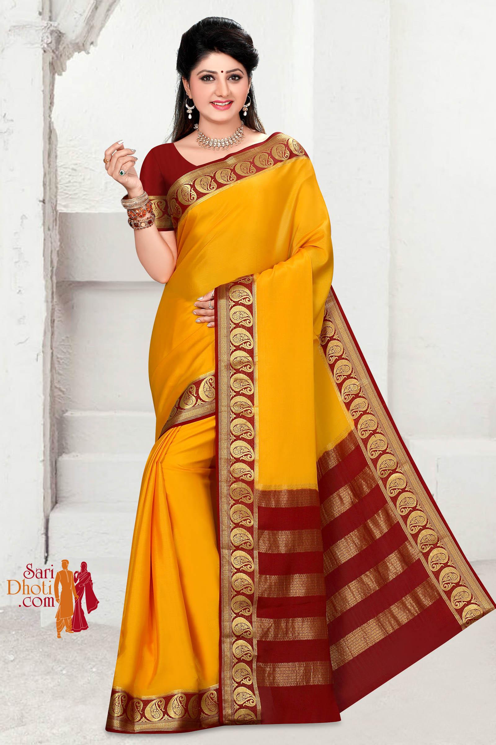 Mysore Silk 5892