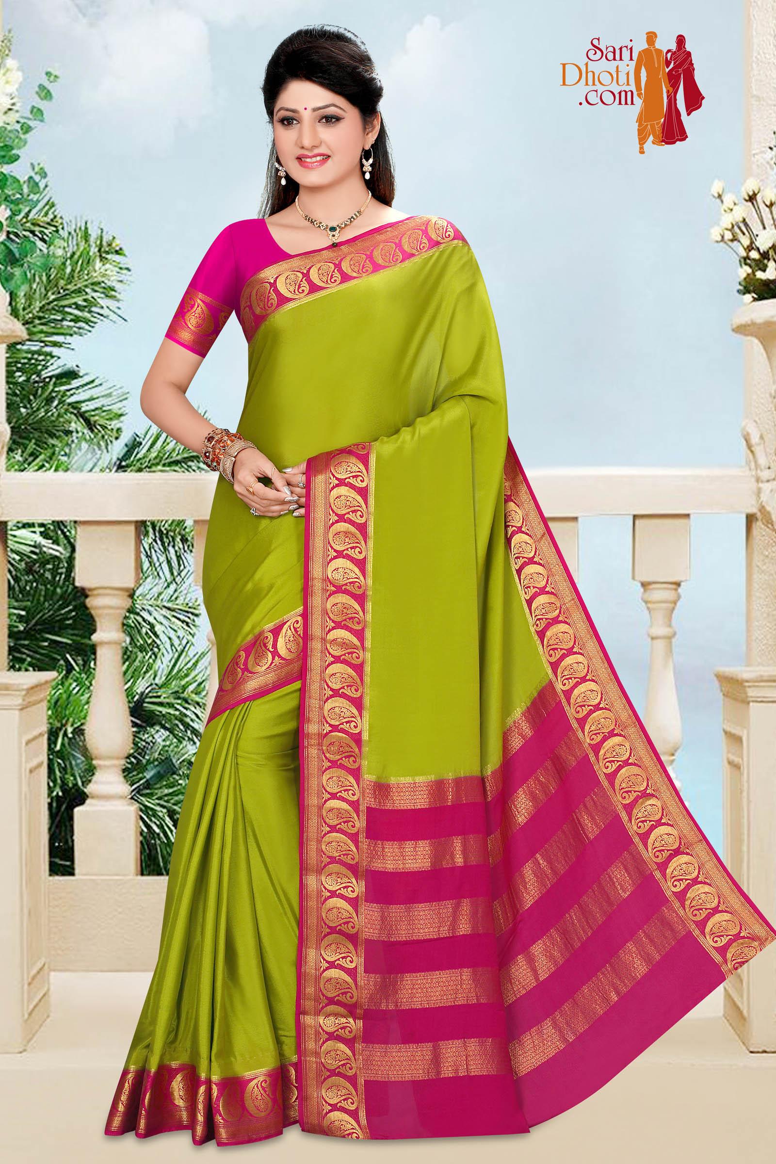 Mysore Silk 5893