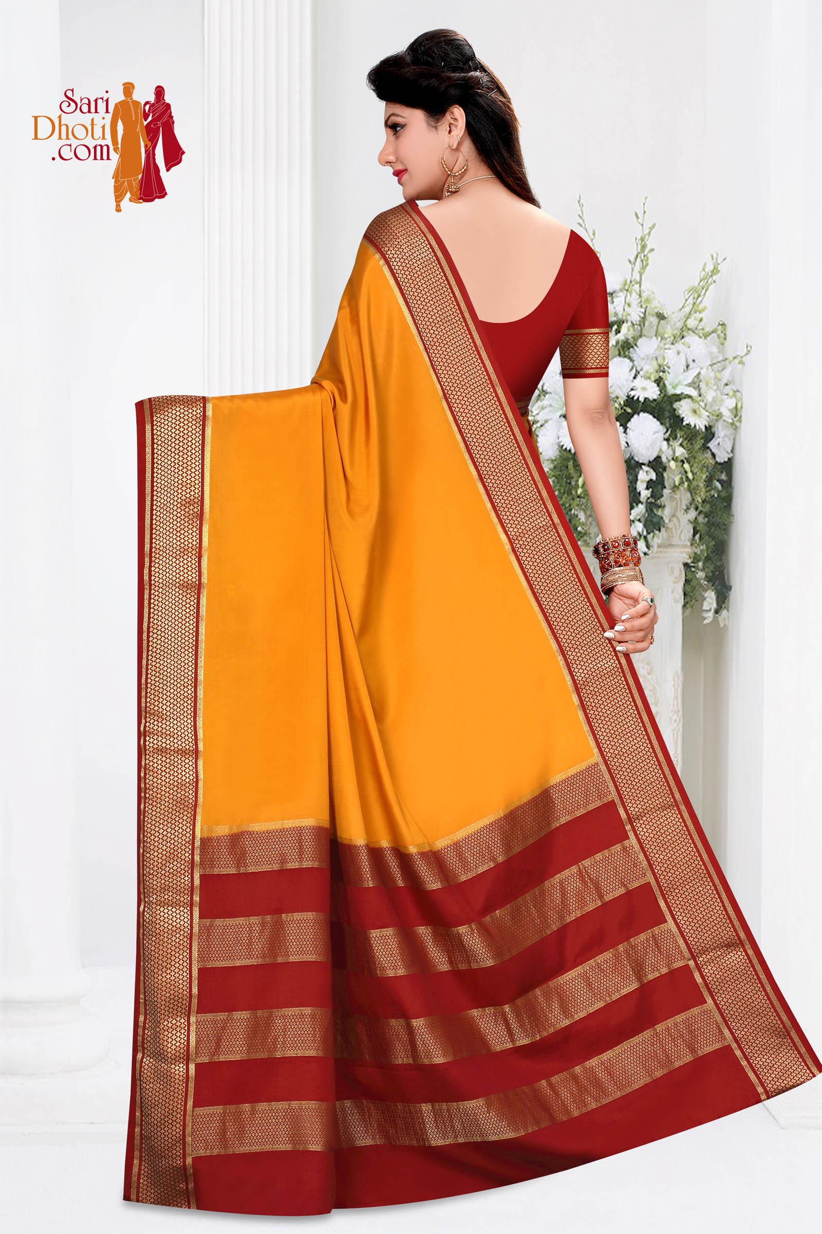 Mysore Silk 5909