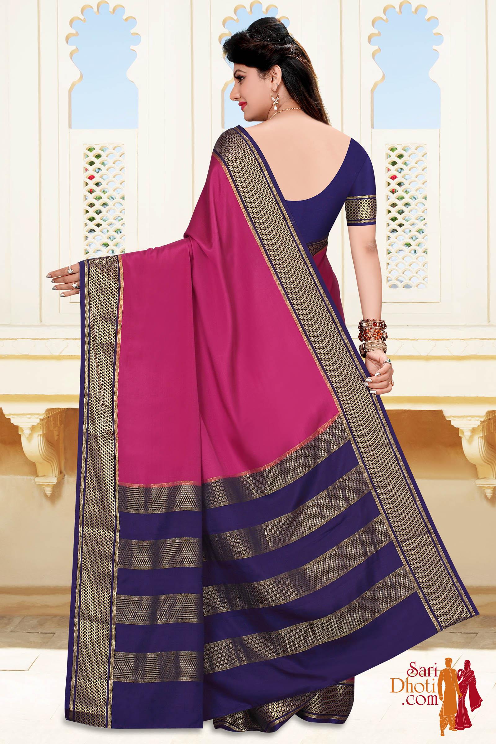 Mysore Silk 5910