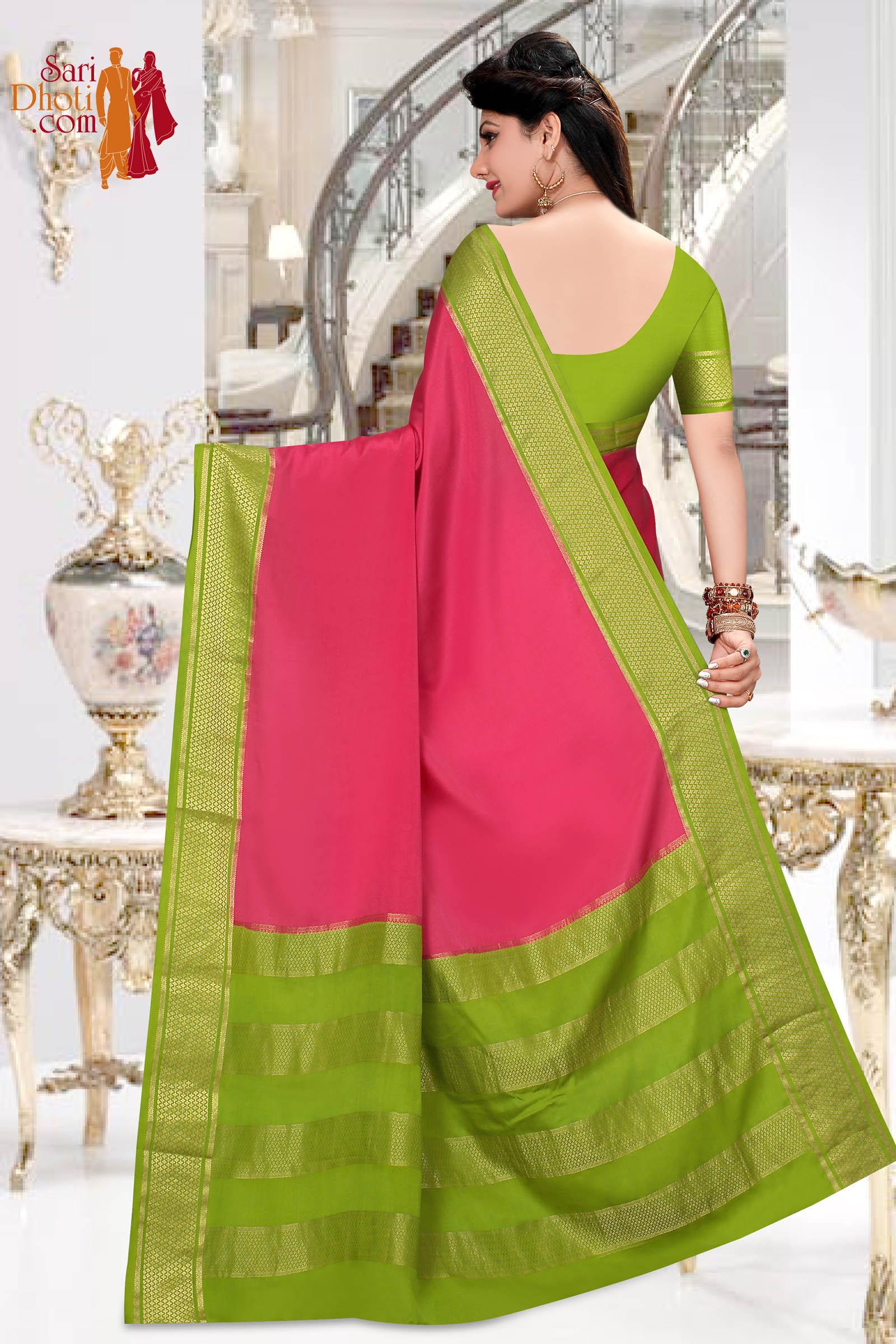 Mysore Silk 5914