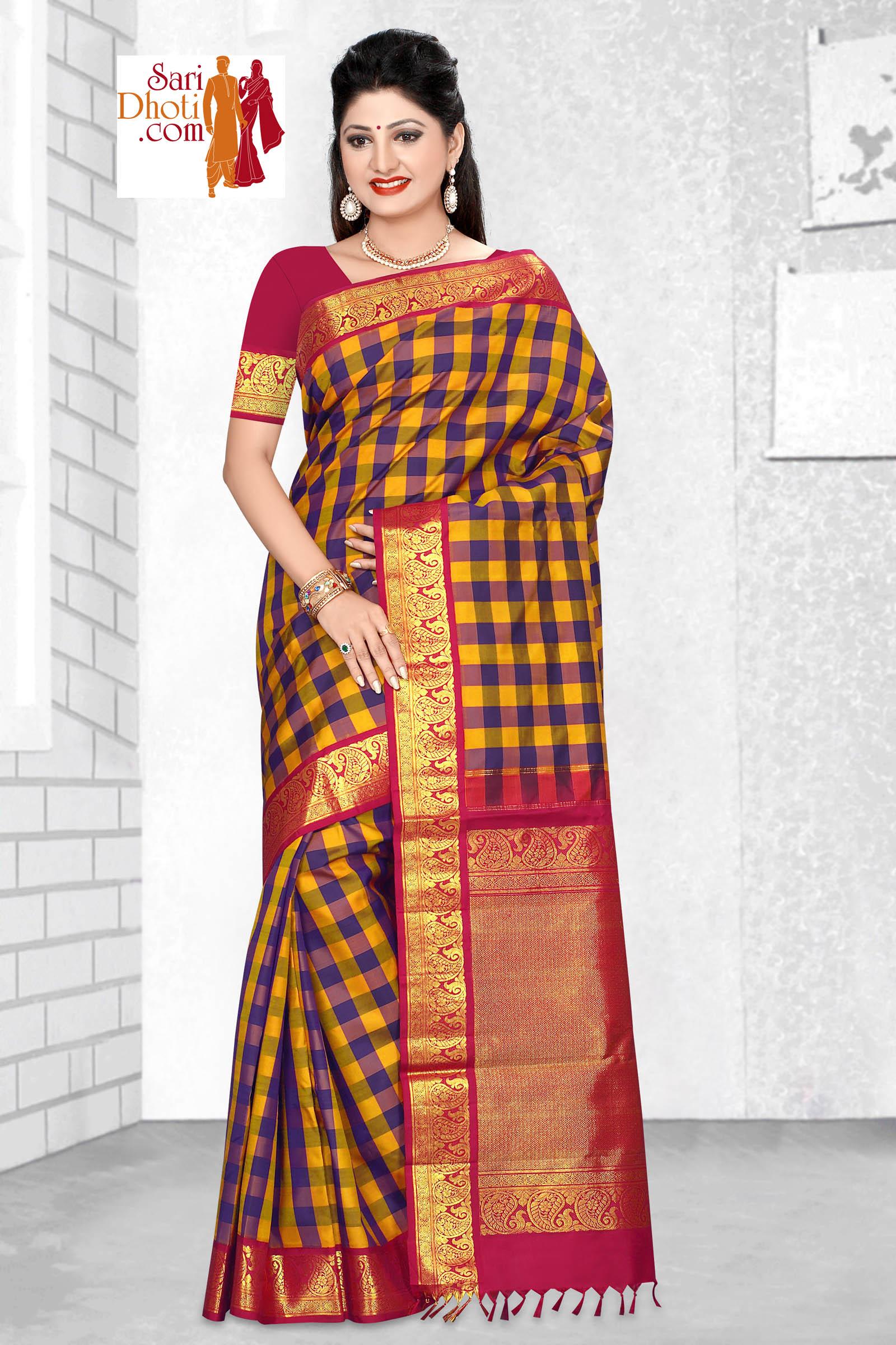 Kancheepuram 5694