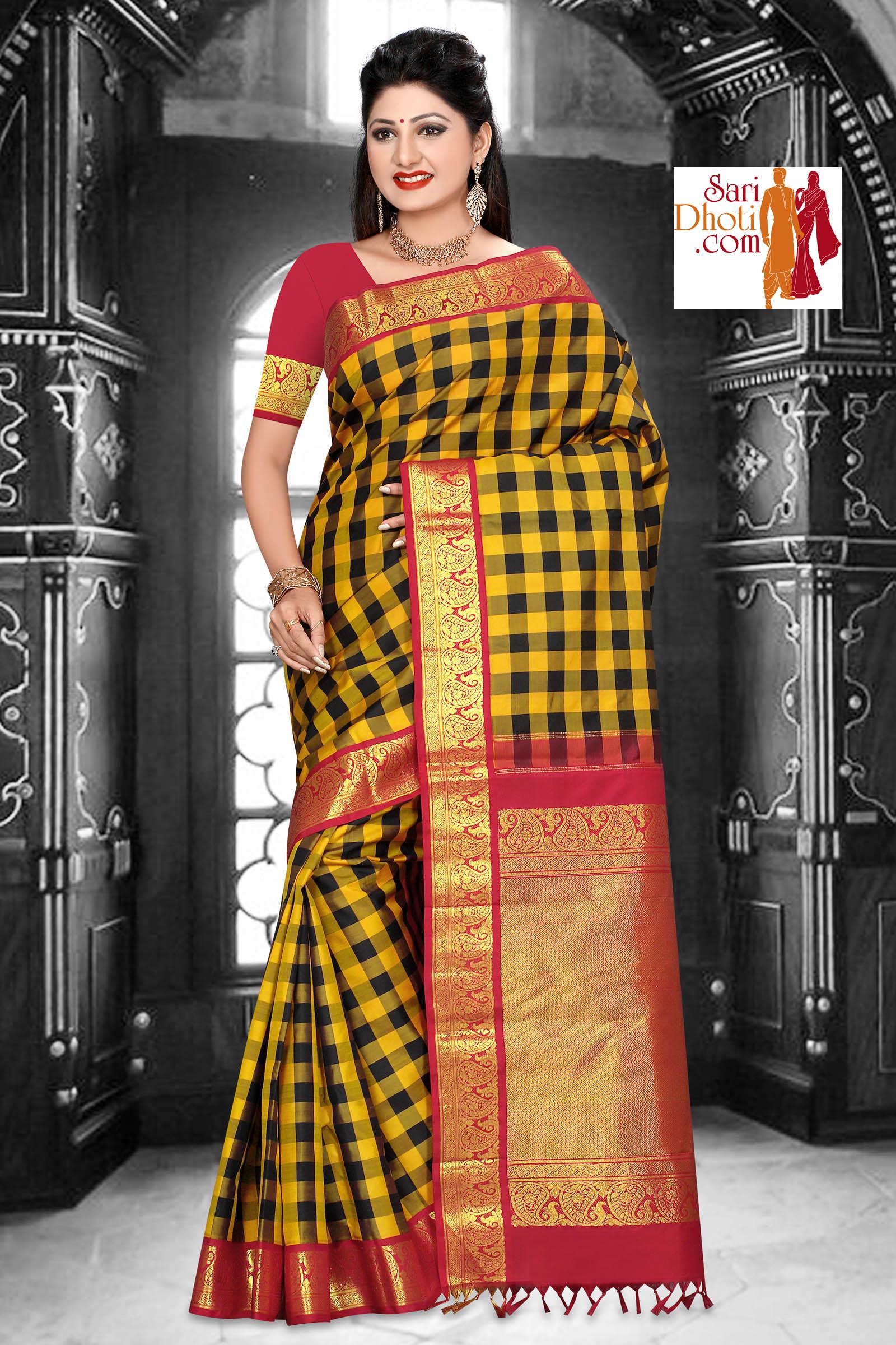 Kancheepuram 5695
