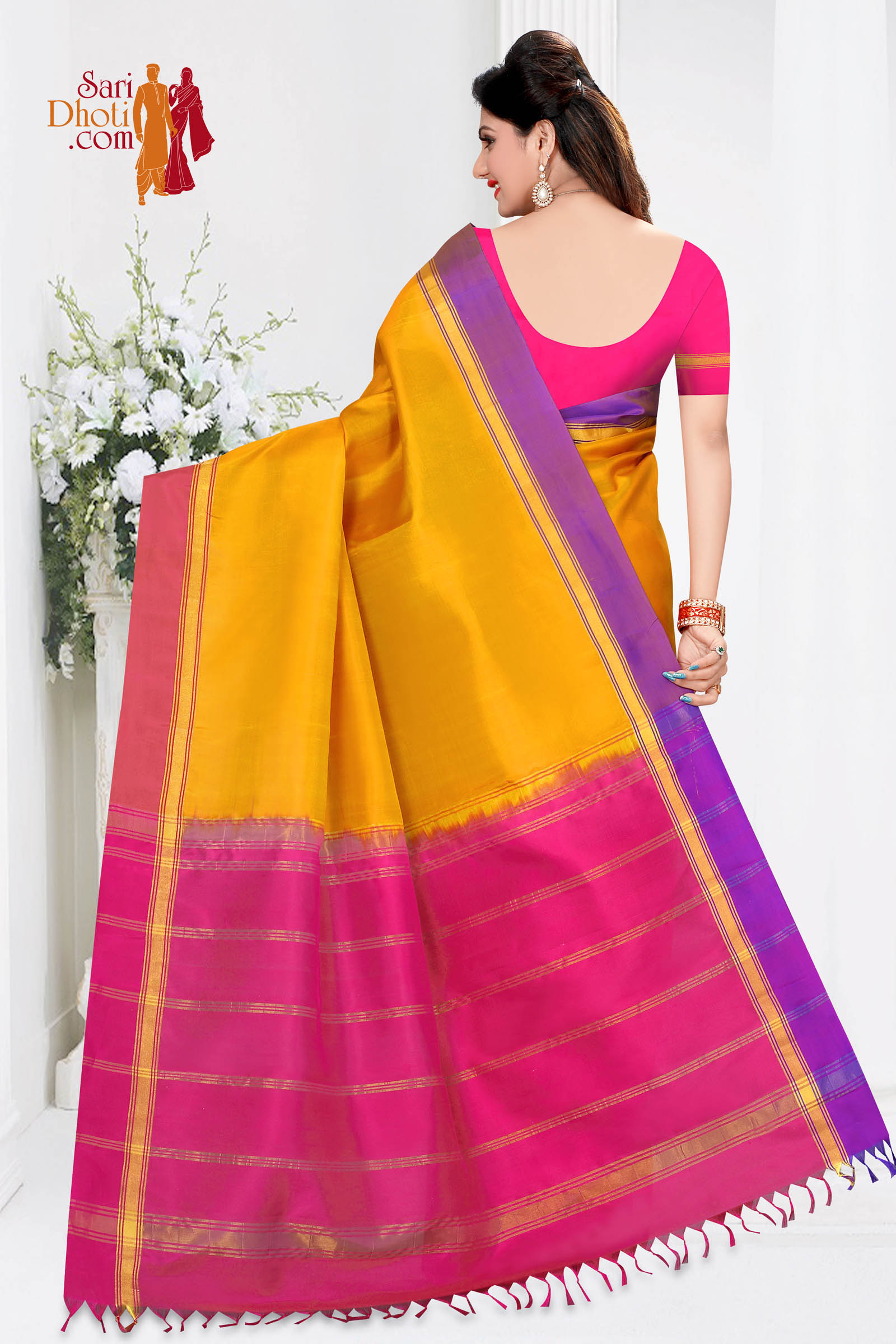Soft Silk Saree 5818