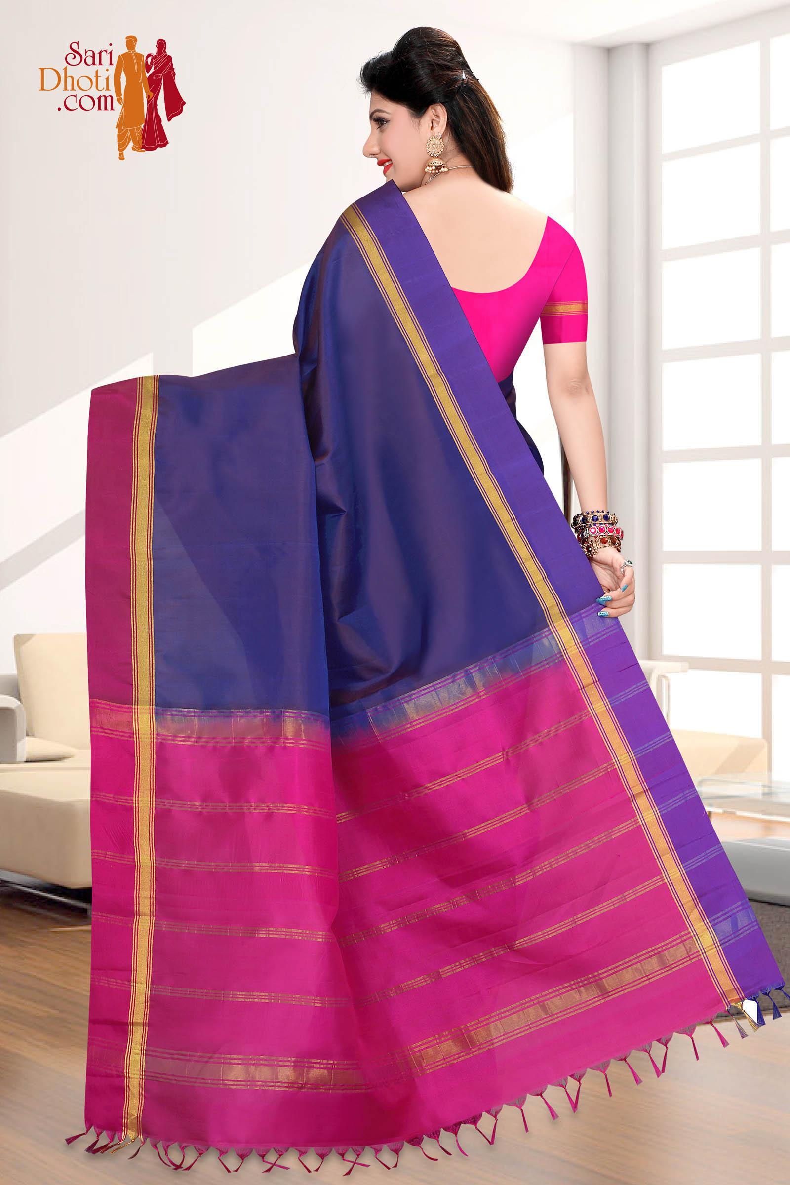 Soft Silk Saree 5819
