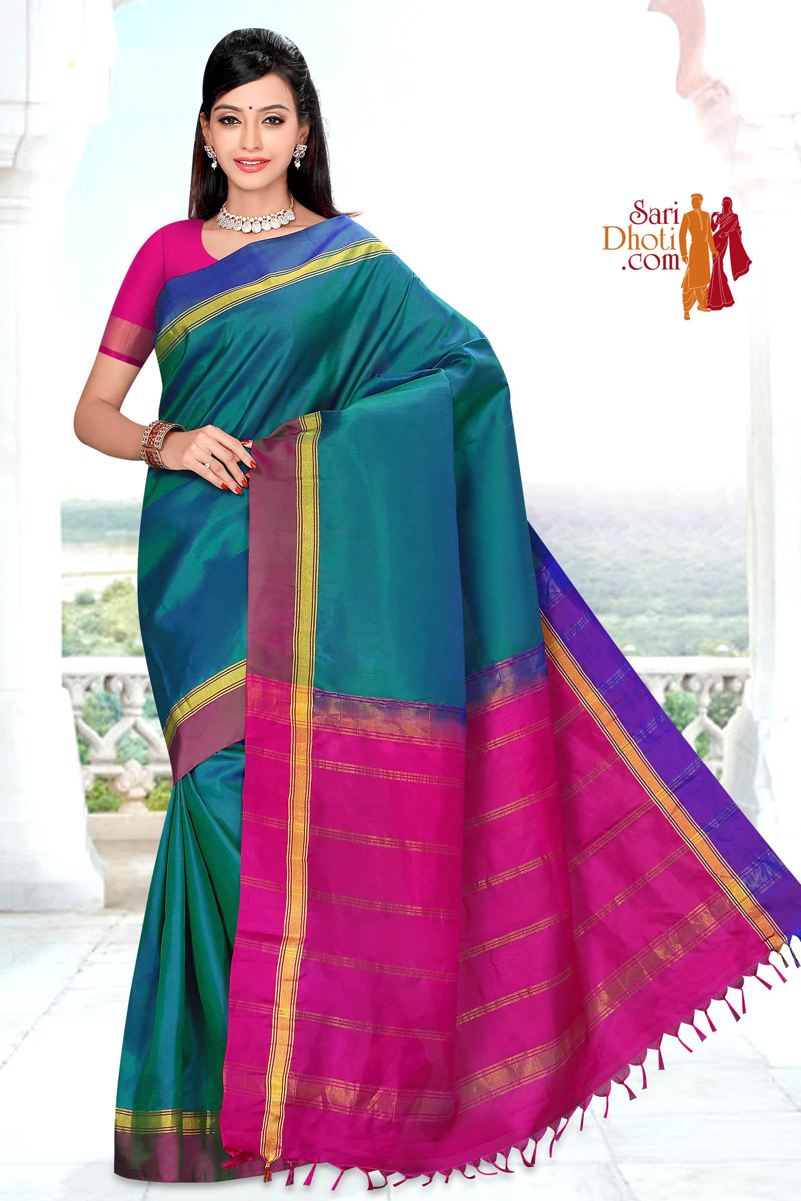 Soft Silk Saree 5822