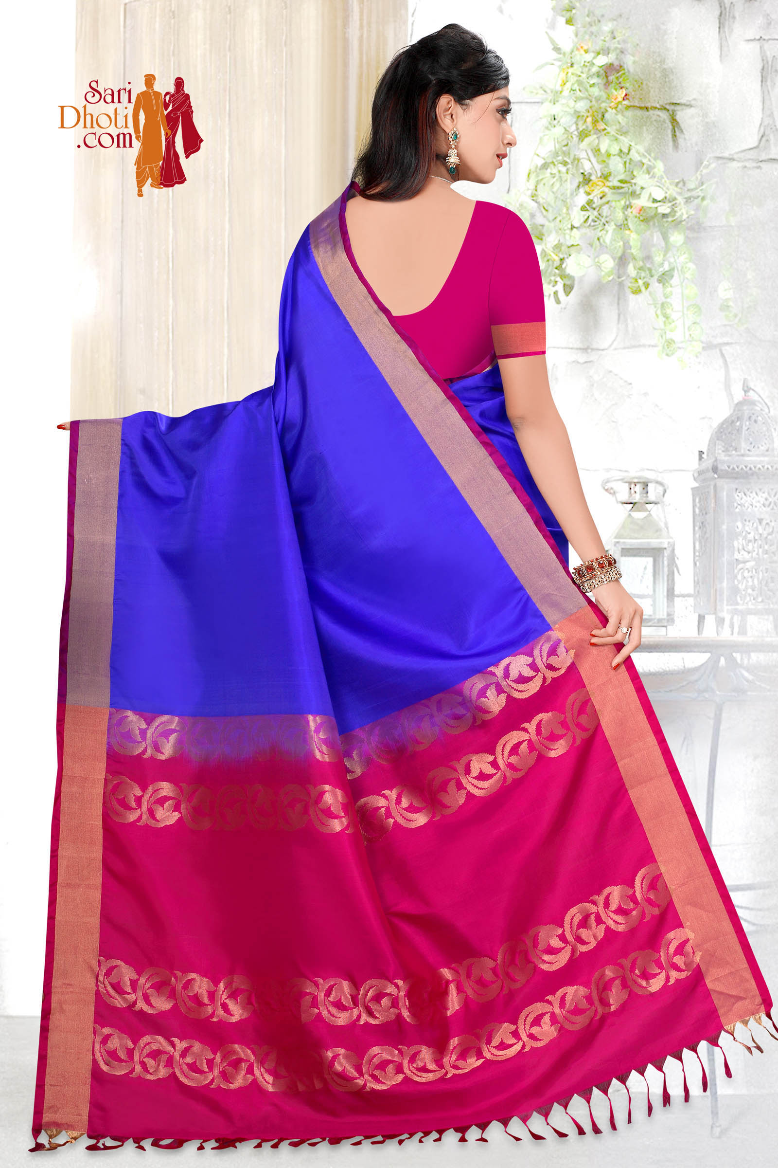 Soft Silk Saree 5823