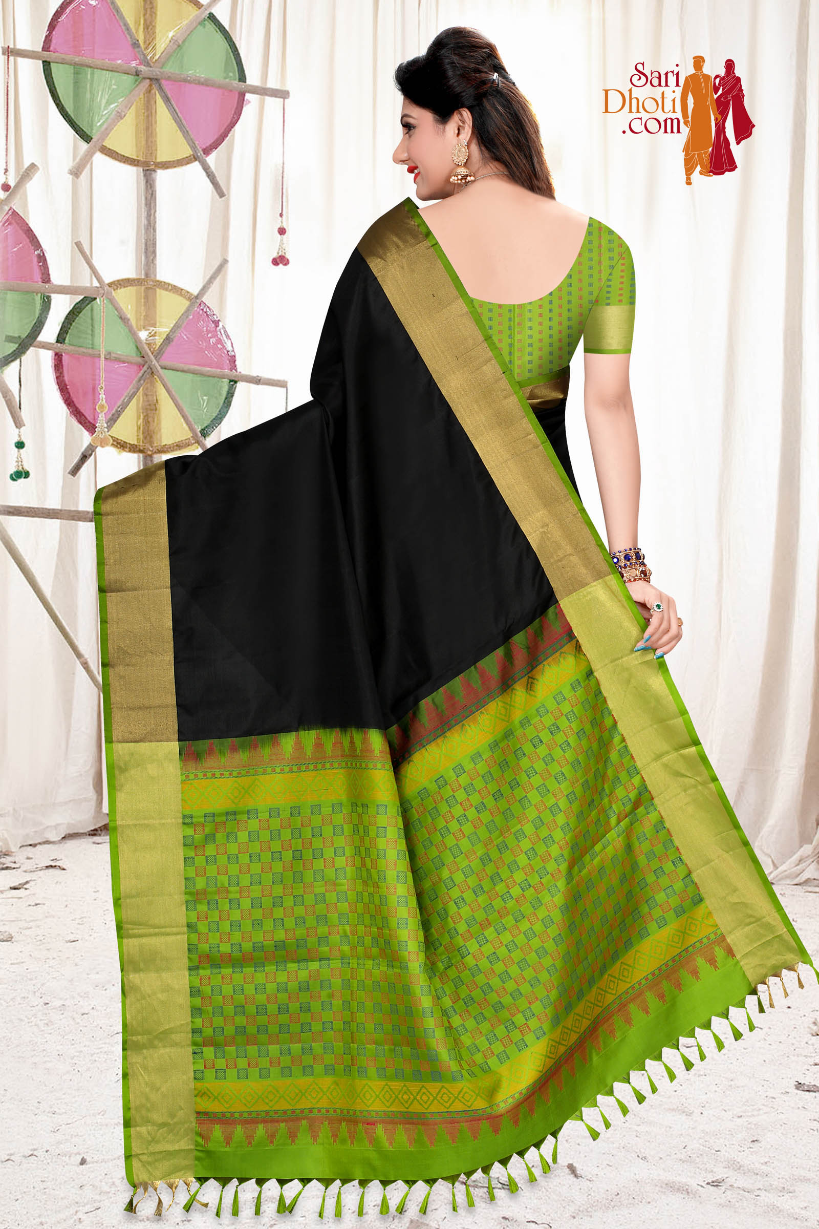 Soft Silk Saree 5824