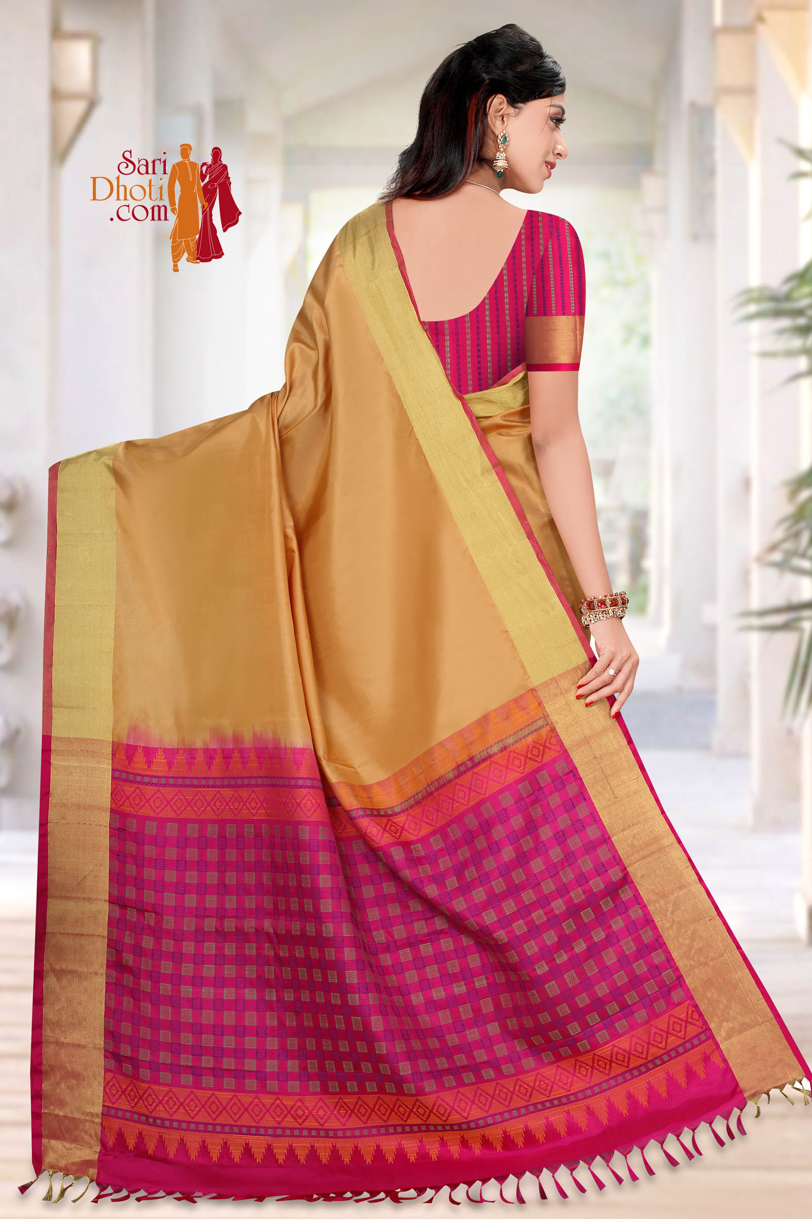 Soft Silk Saree 5829