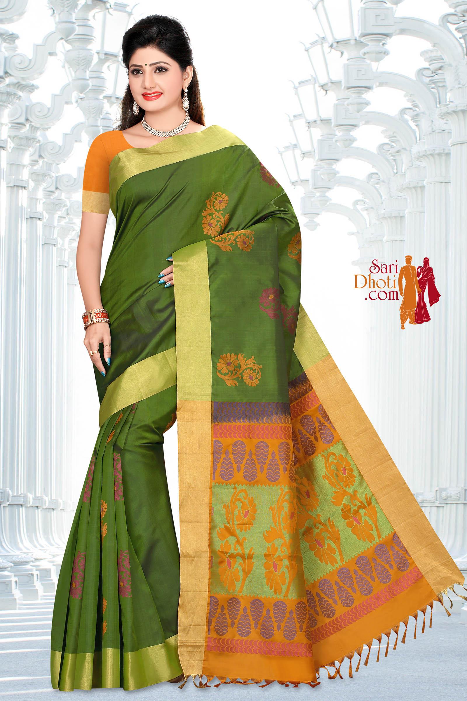 Soft Silk Saree 5831