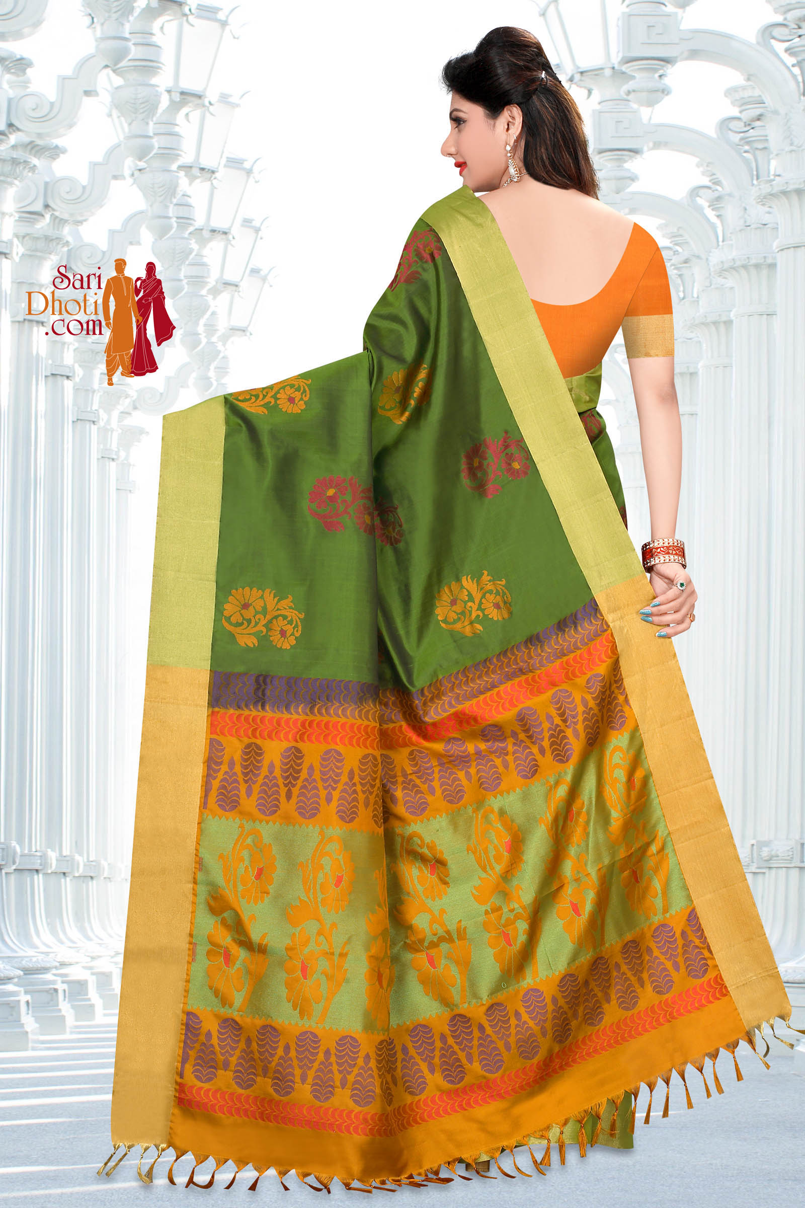 Soft Silk Saree 5831