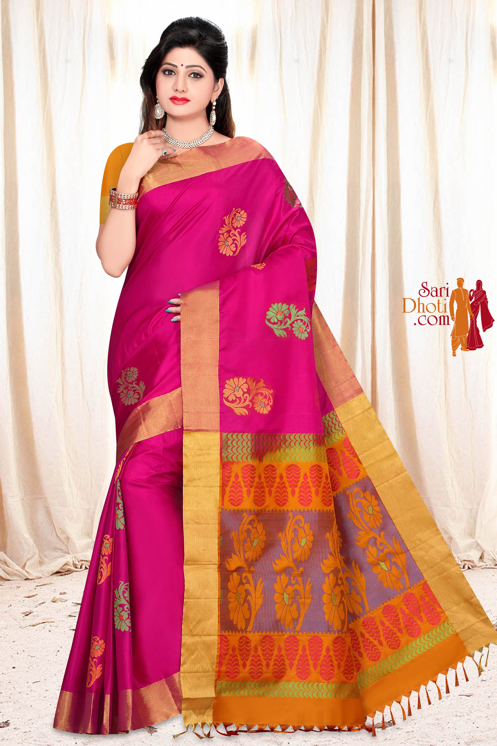 Soft Silk Saree 5832
