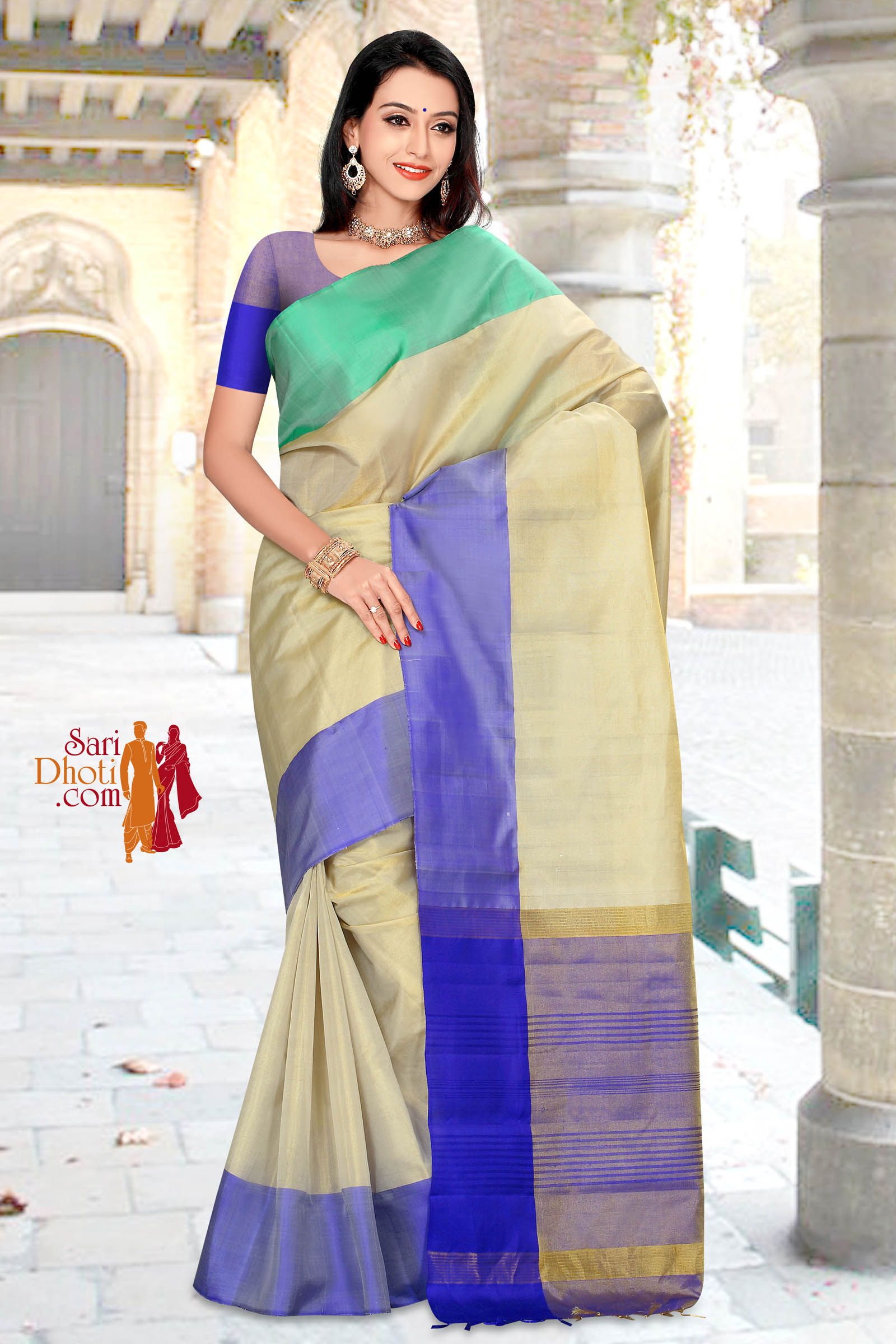 Soft Silk Saree 5836