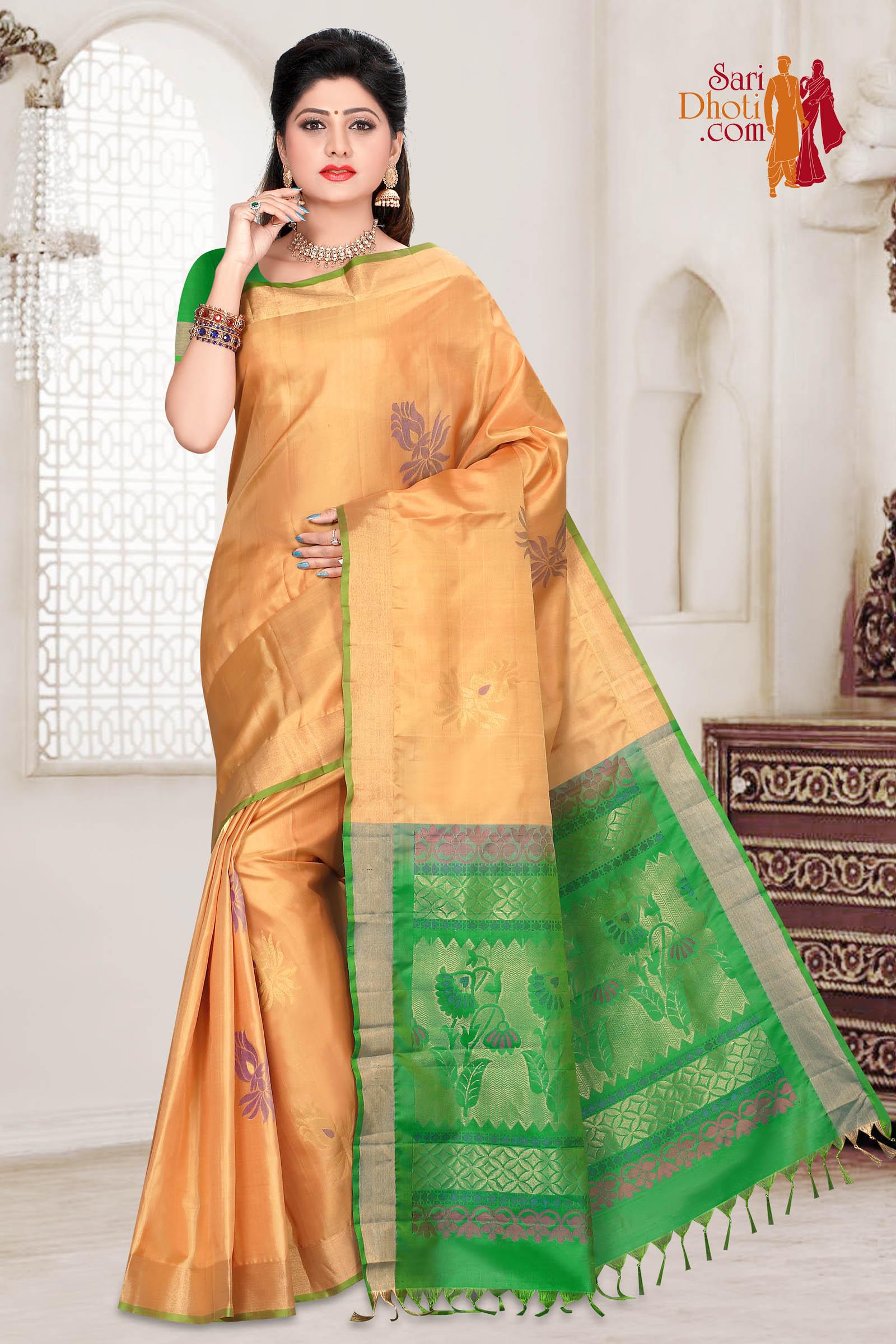Soft Silk Saree 5844
