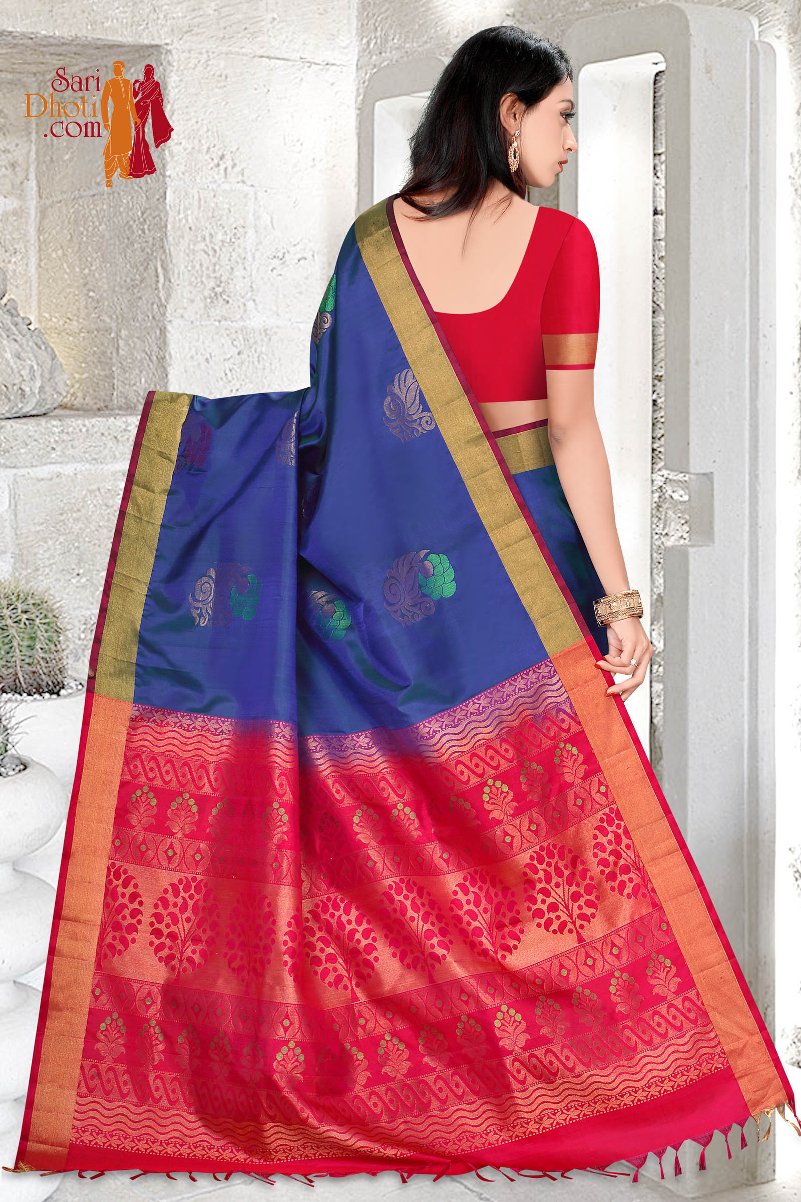 Soft Silk Saree 5848