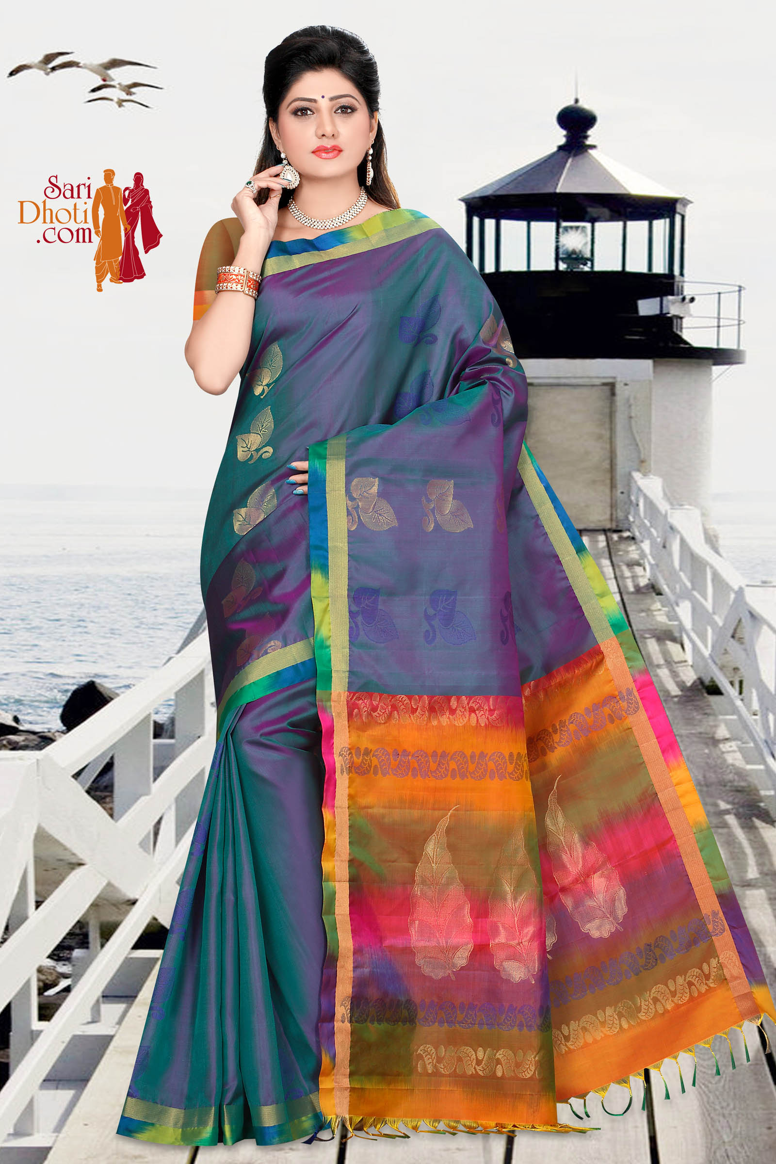 Soft Silk Saree 5850