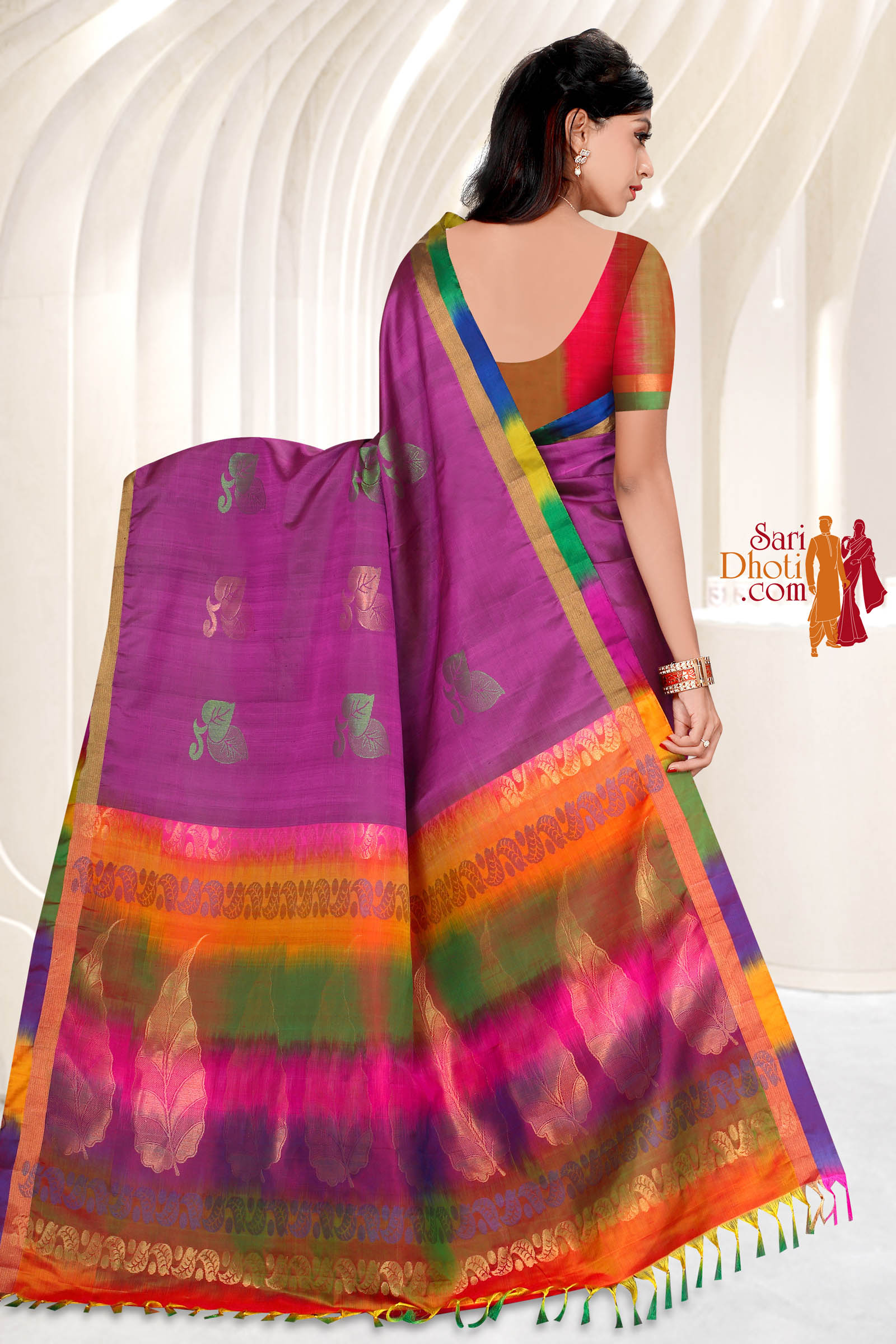 Soft Silk Saree 5851