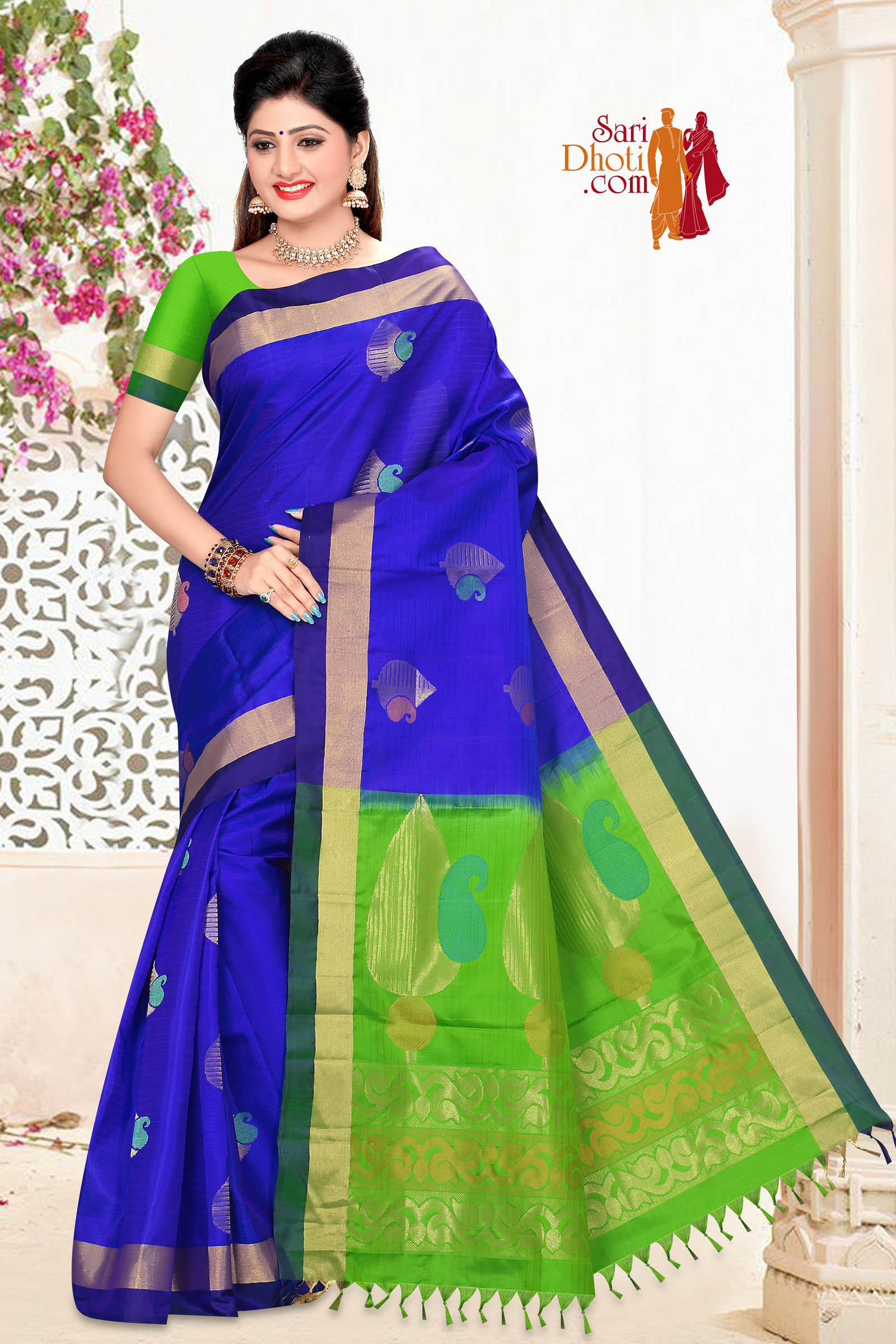 Soft Silk Saree 5852