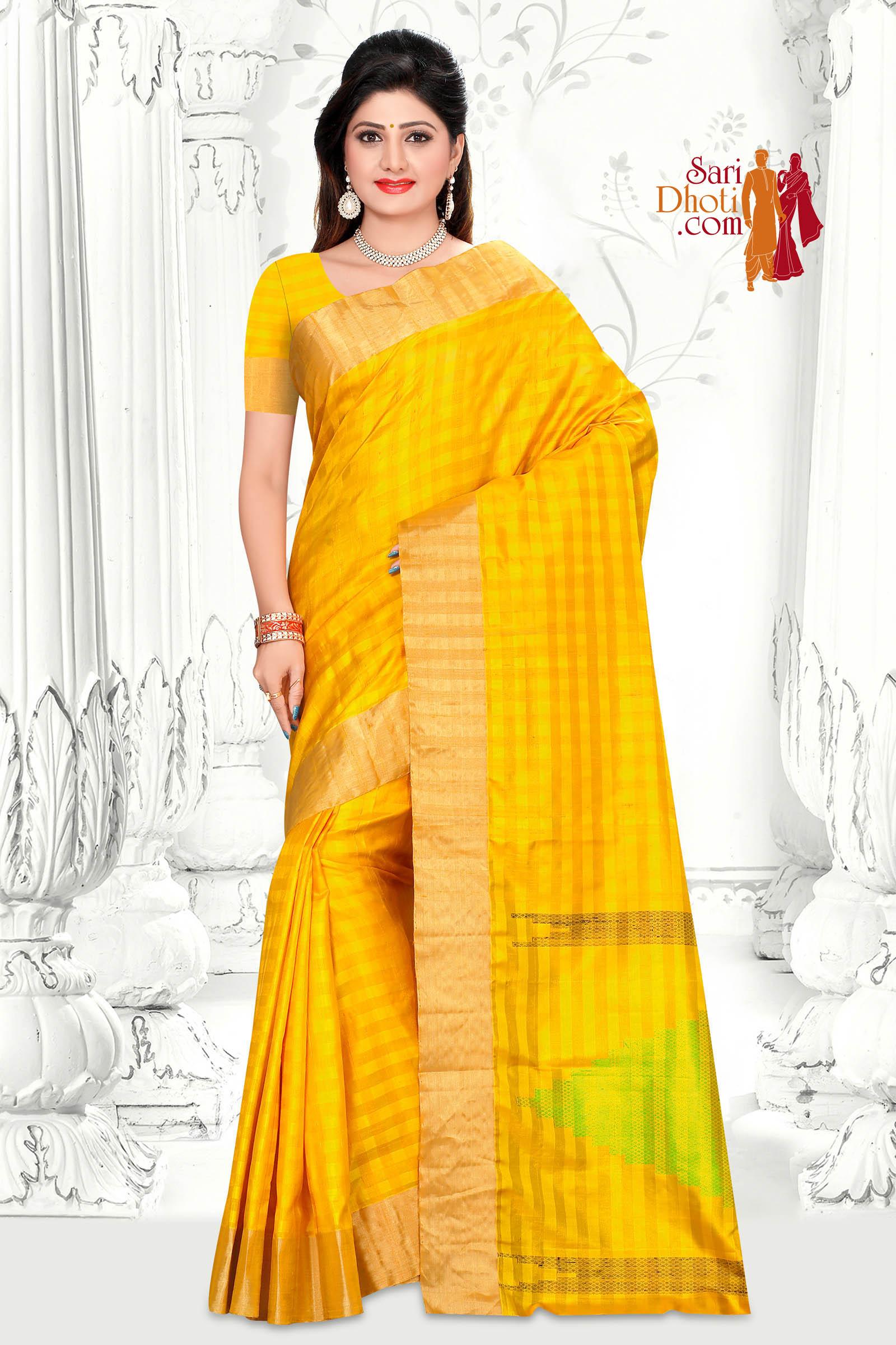 Soft Silk Saree 5860