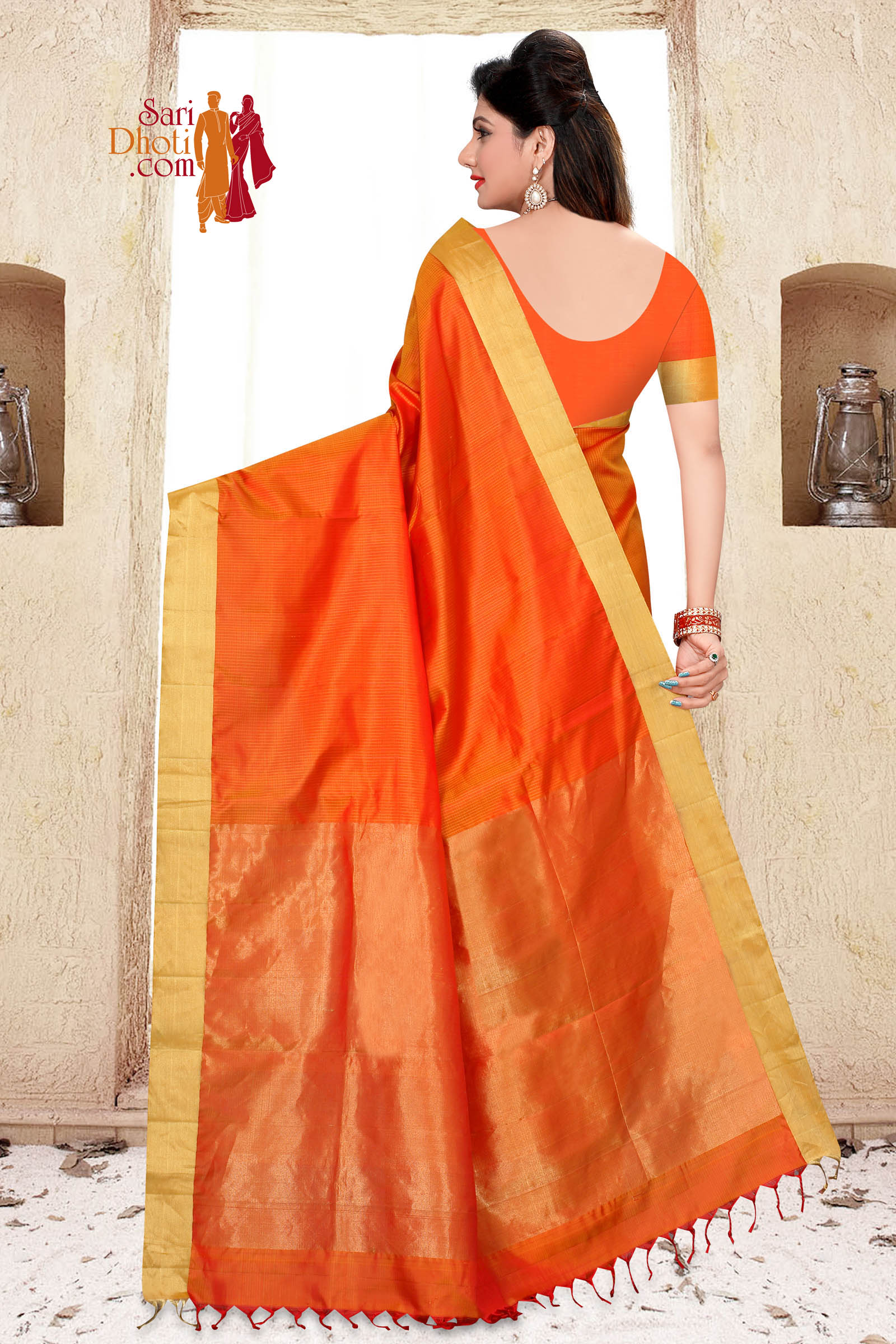 Soft Silk Saree 5861