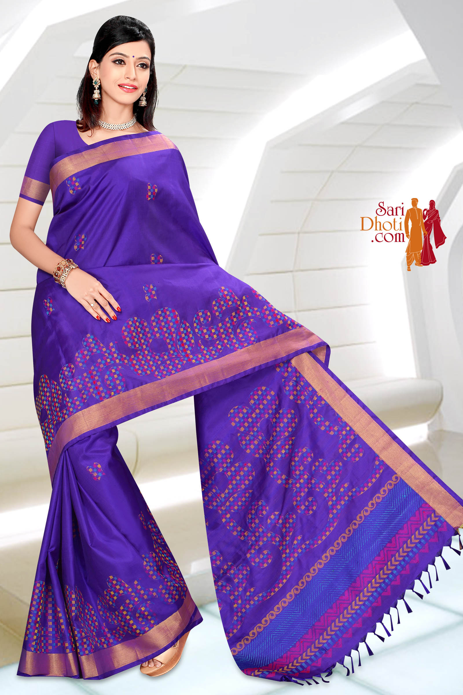 Soft Silk Saree 5867