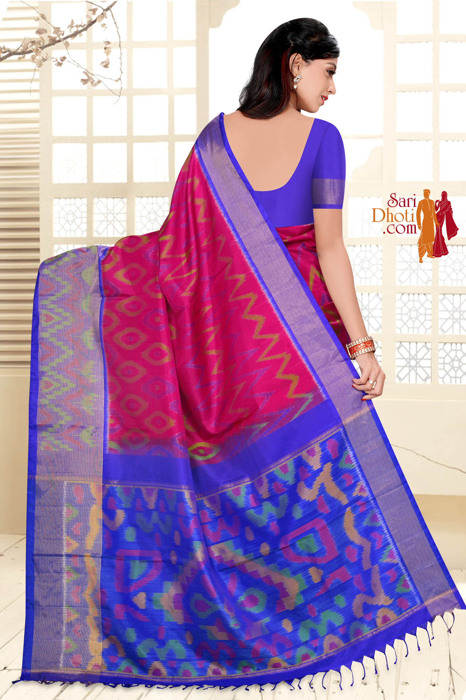 Soft Silk Saree 5870