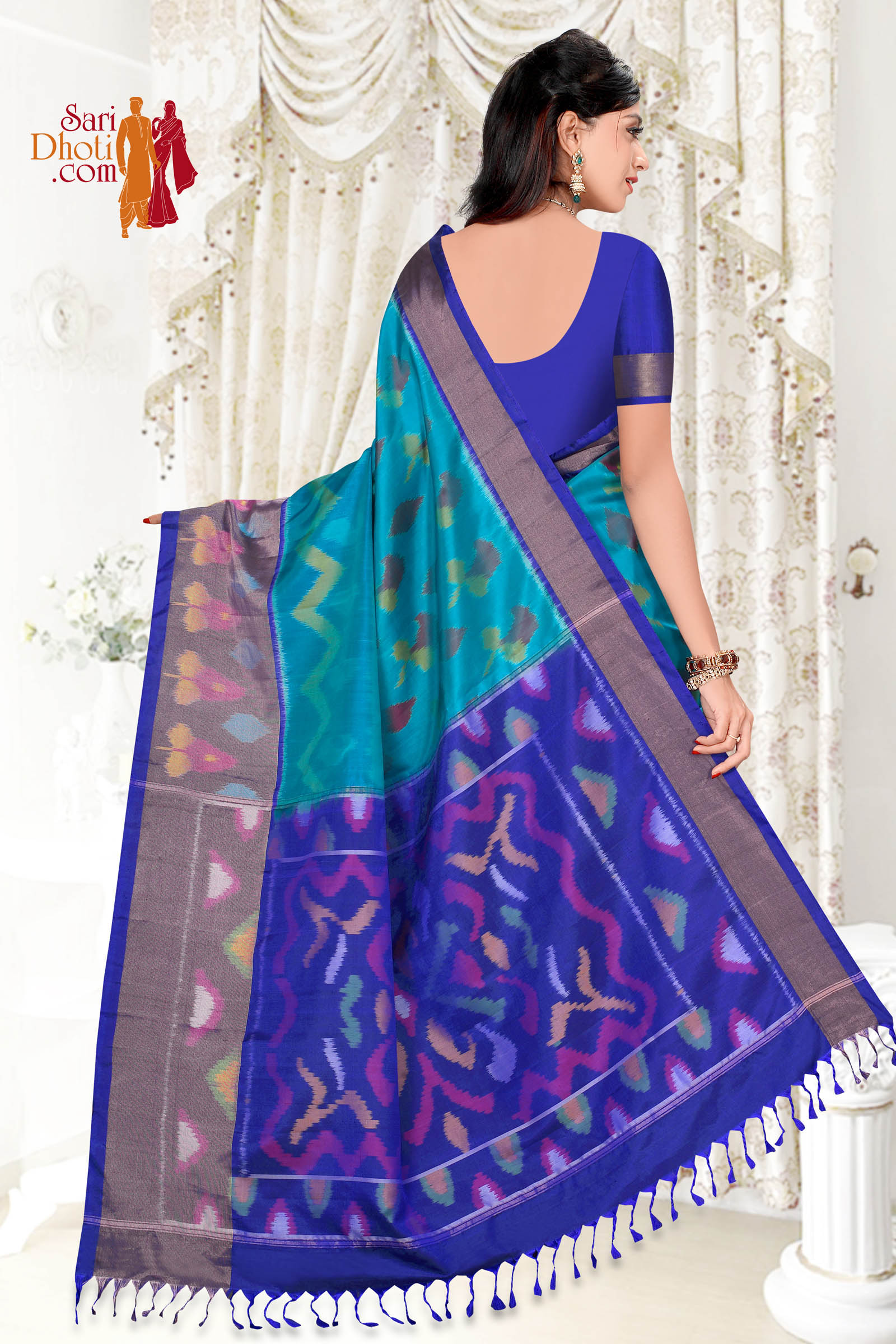 Soft Silk Saree 5871