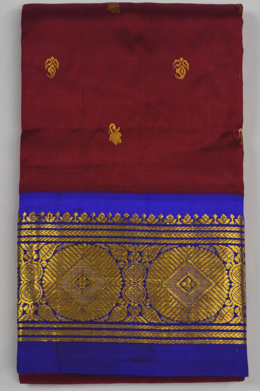 Temple Saree 6061