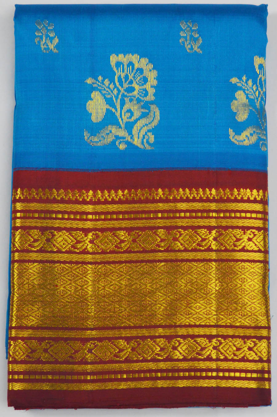 Temple Saree 6063
