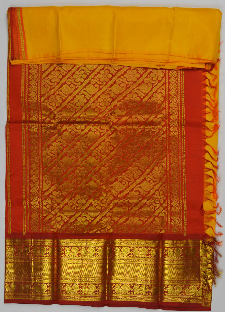 Temple Saree 6066