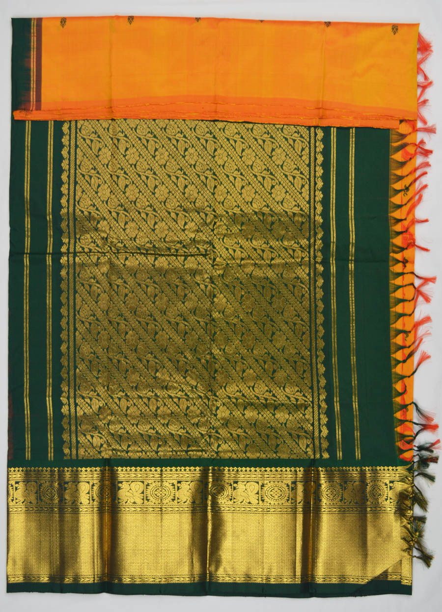 Temple Saree 6068