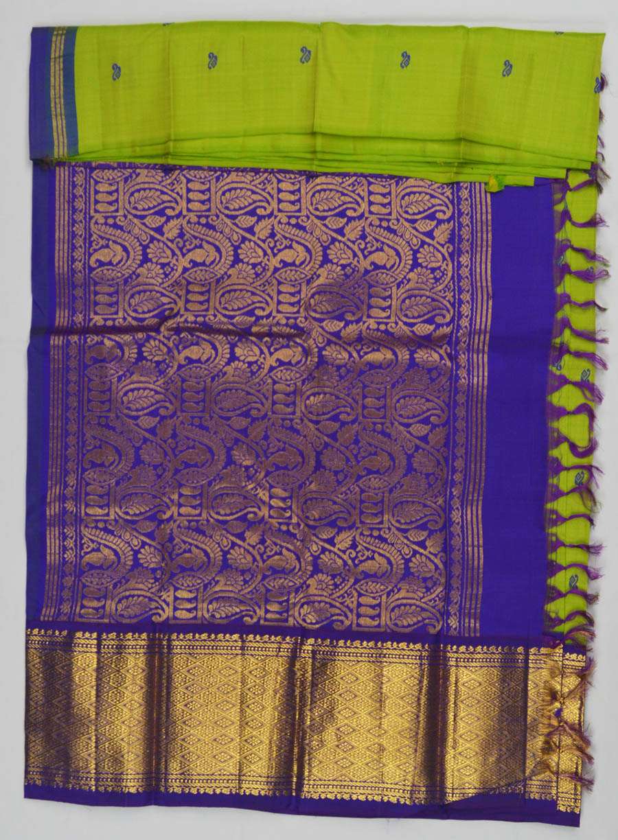 Temple Saree 6069