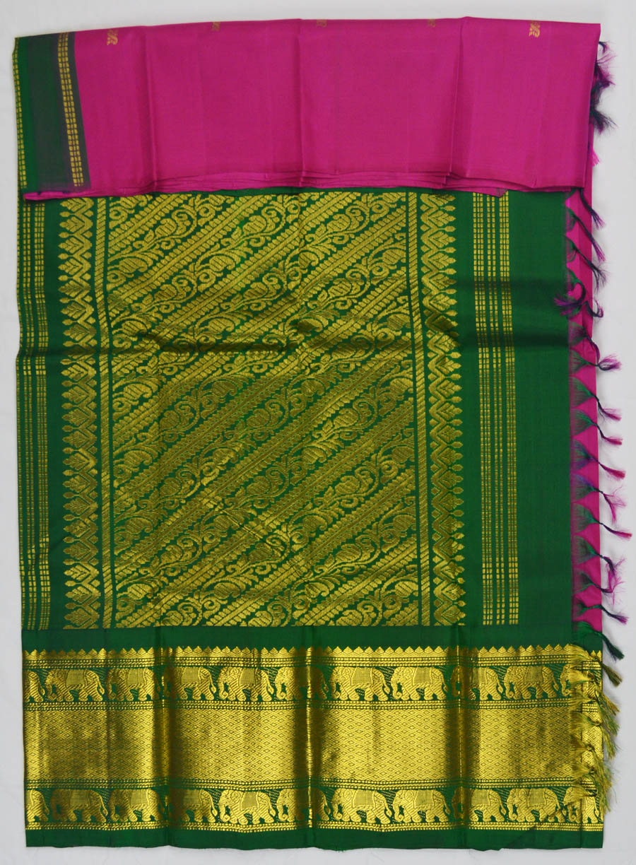Temple Saree 6240