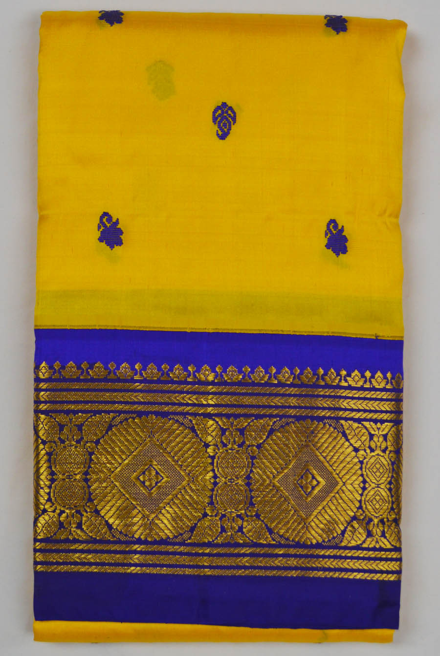 Temple Saree 6252