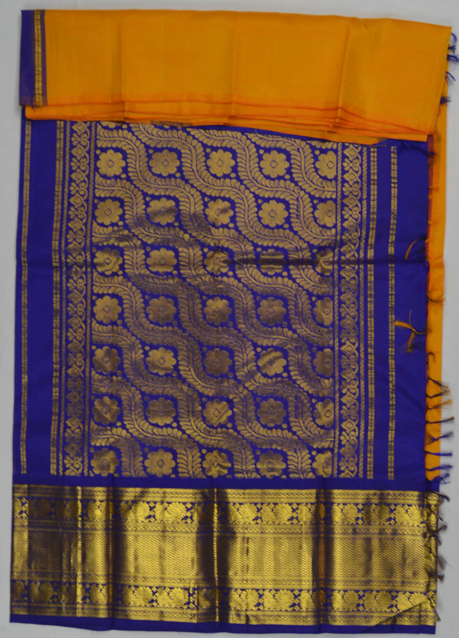 Temple Saree 6258