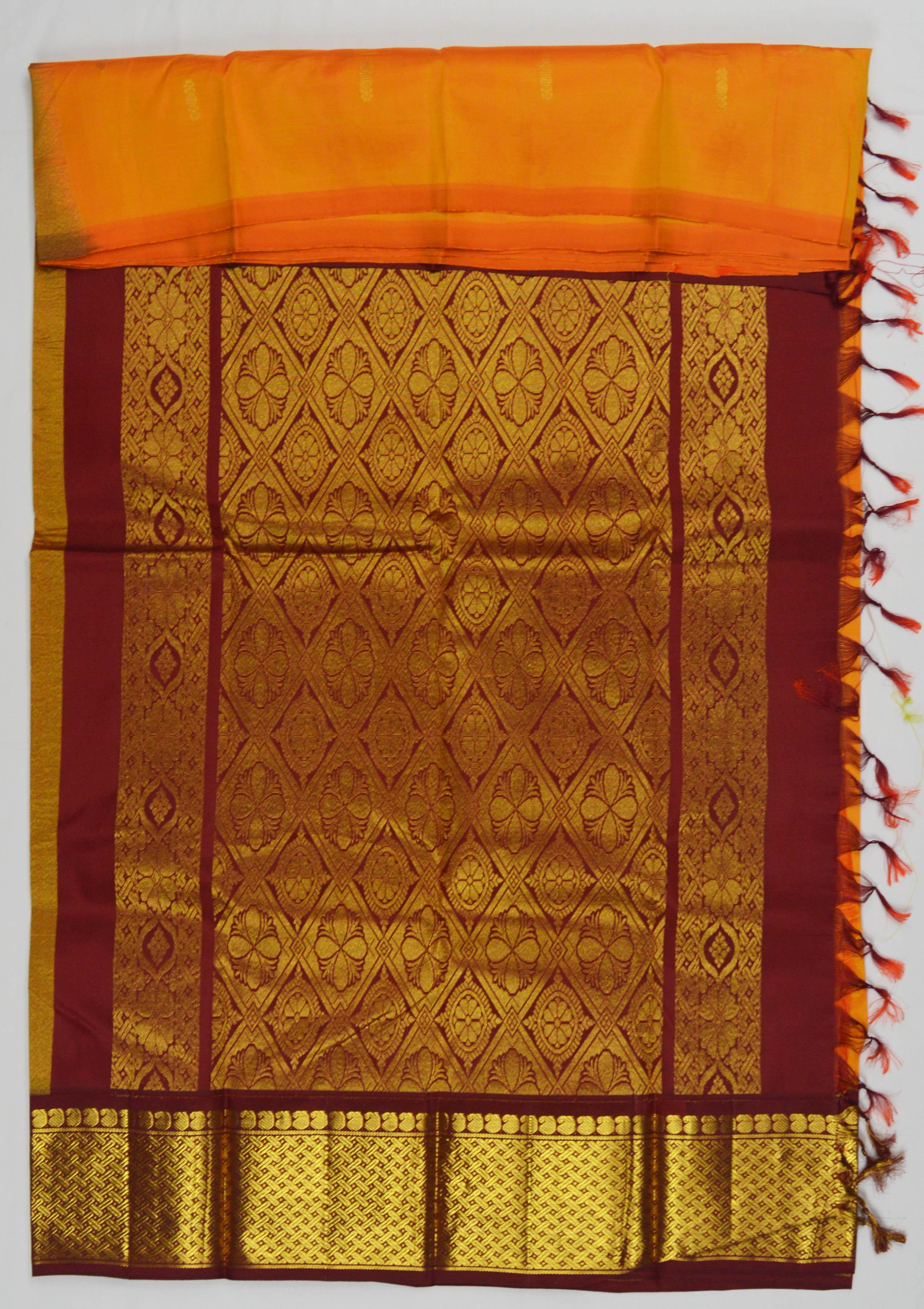 Temple Saree 6260