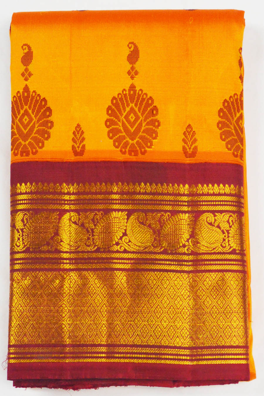 Temple Saree 6351