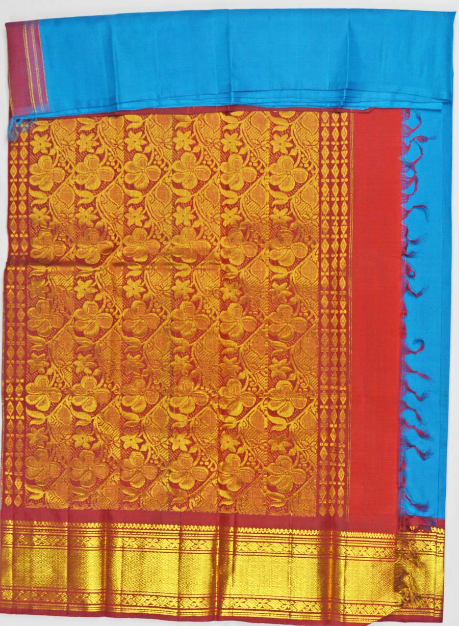Temple Saree 6353