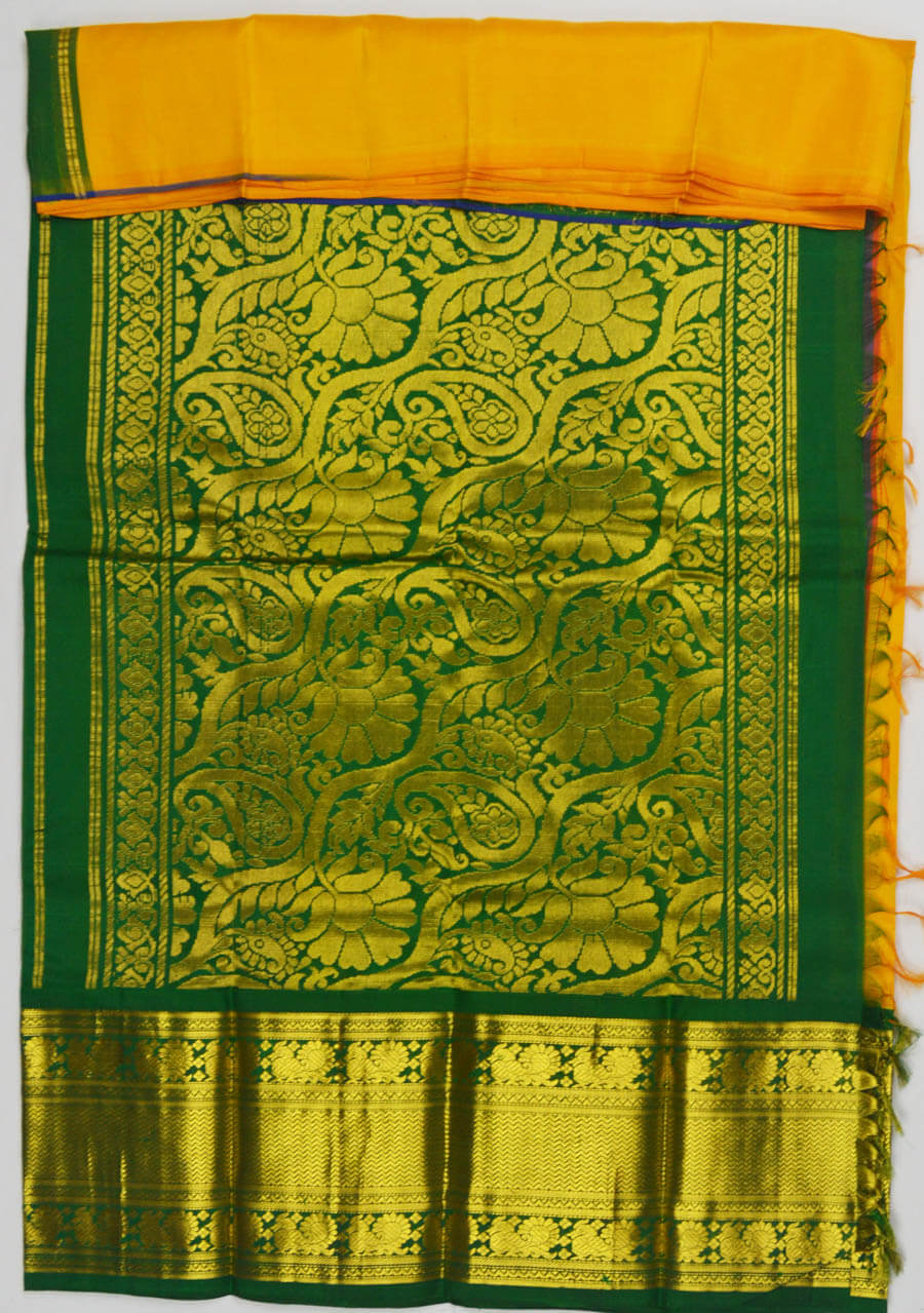 Temple Saree 6453